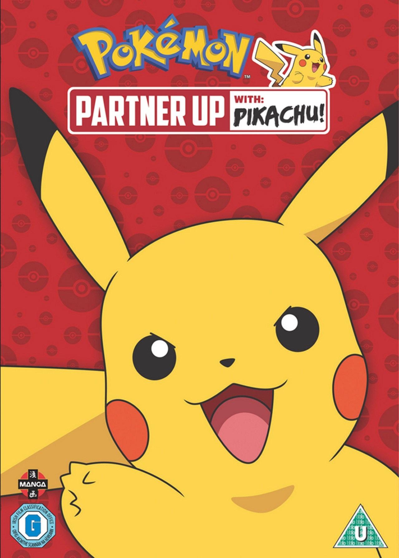 Pokemon: Partner Up With Pikachu! - 2