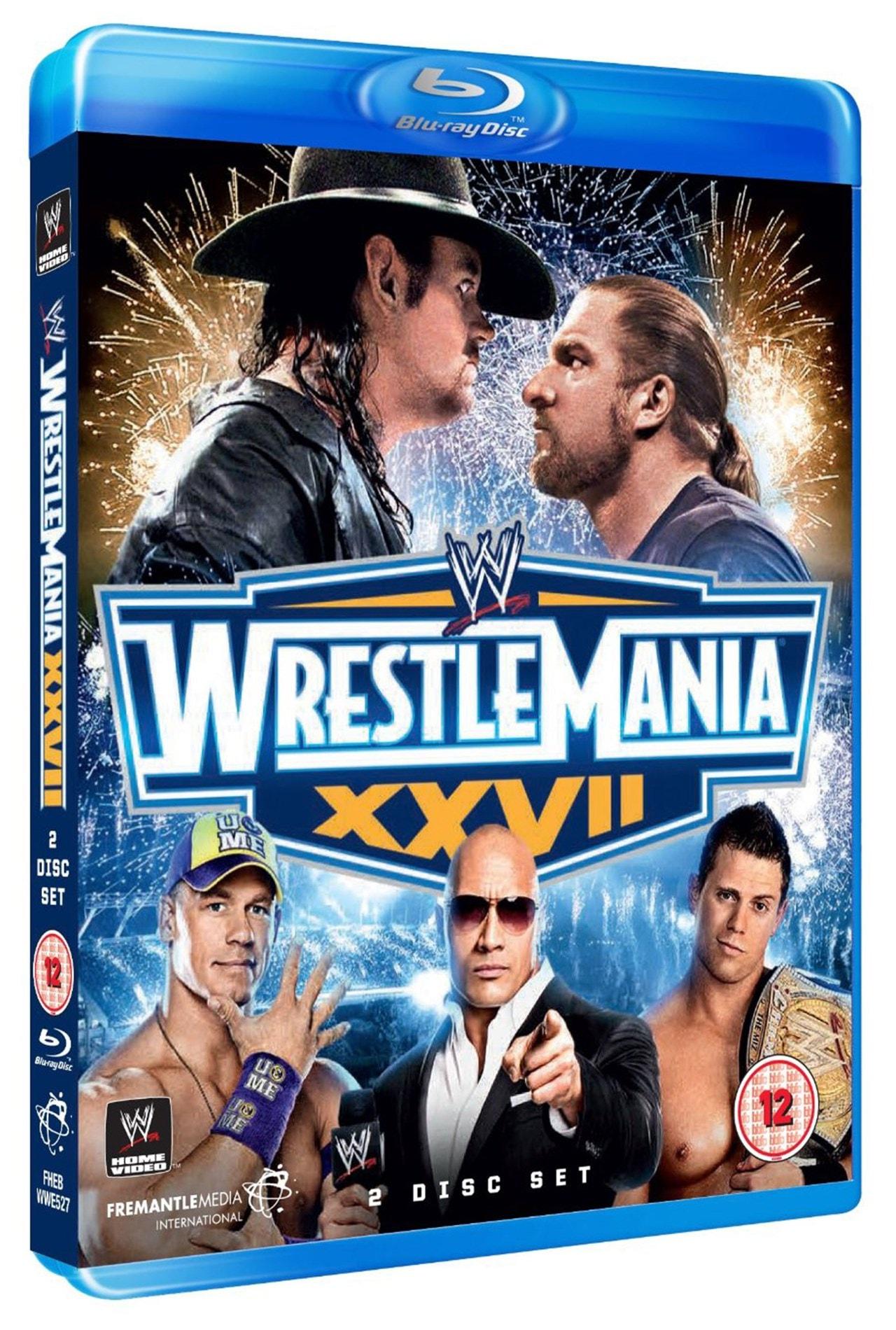 WWE: WrestleMania 27 - 2