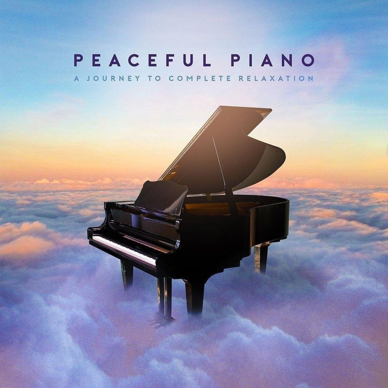 Peaceful Piano: A Journey to Complete Relaxation - 1