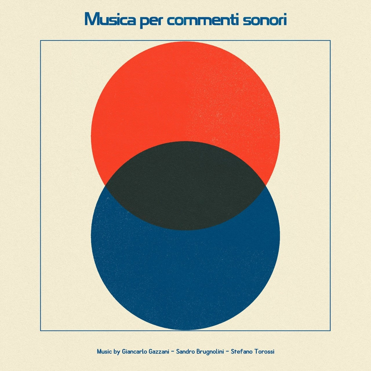 Musica Per Commenti Sonori - 1