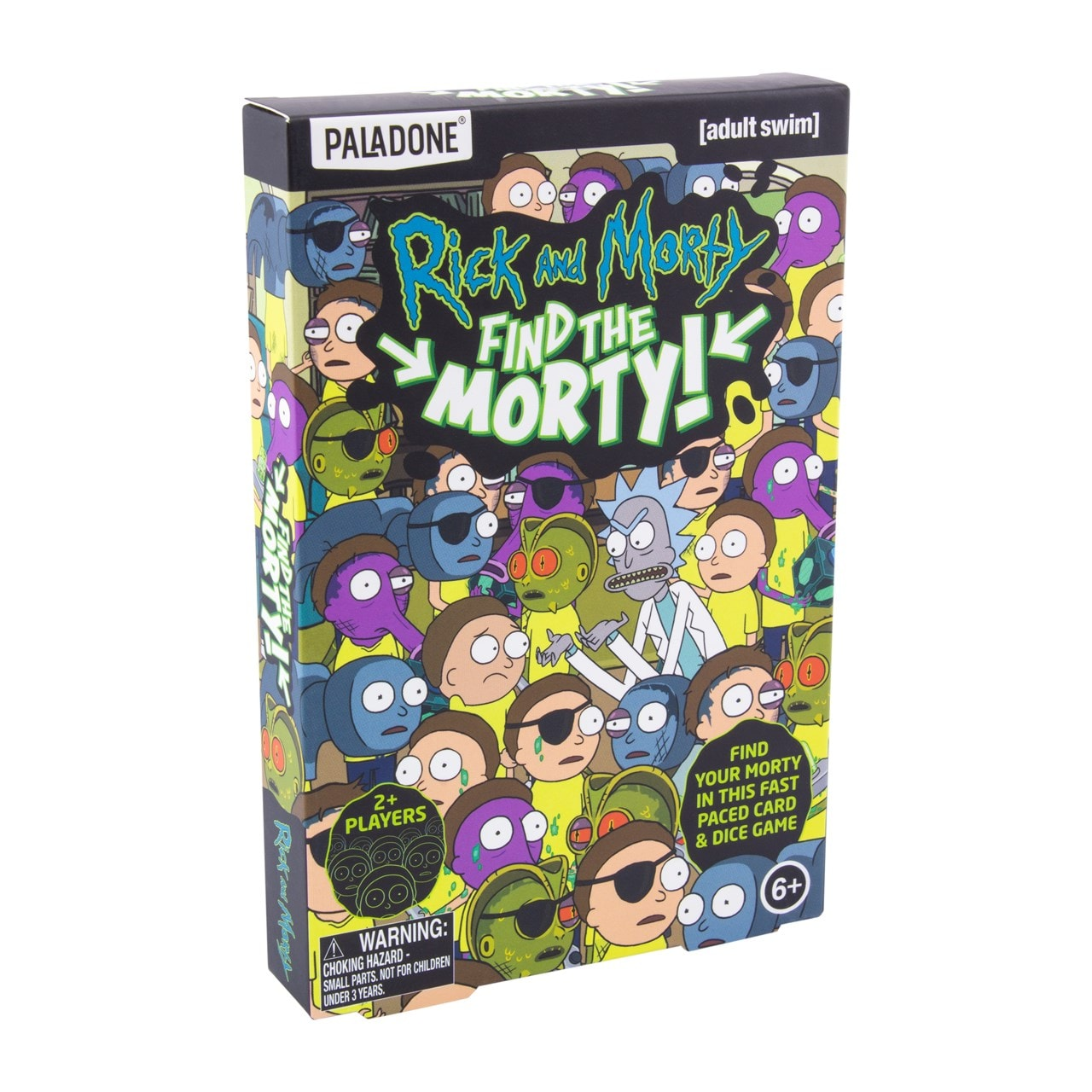 Rick And Morty: Find The Morty - 1