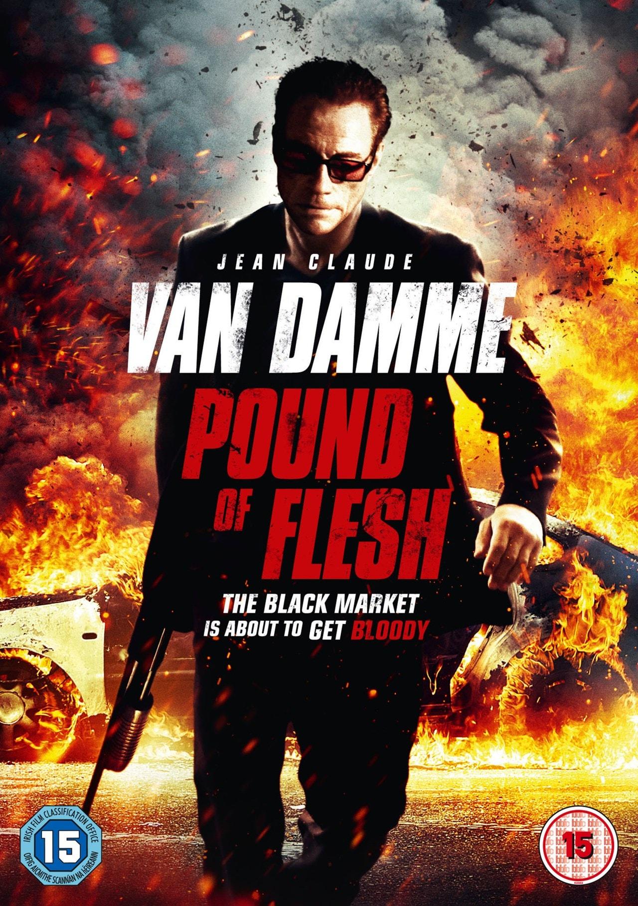 Pound of Flesh - 1