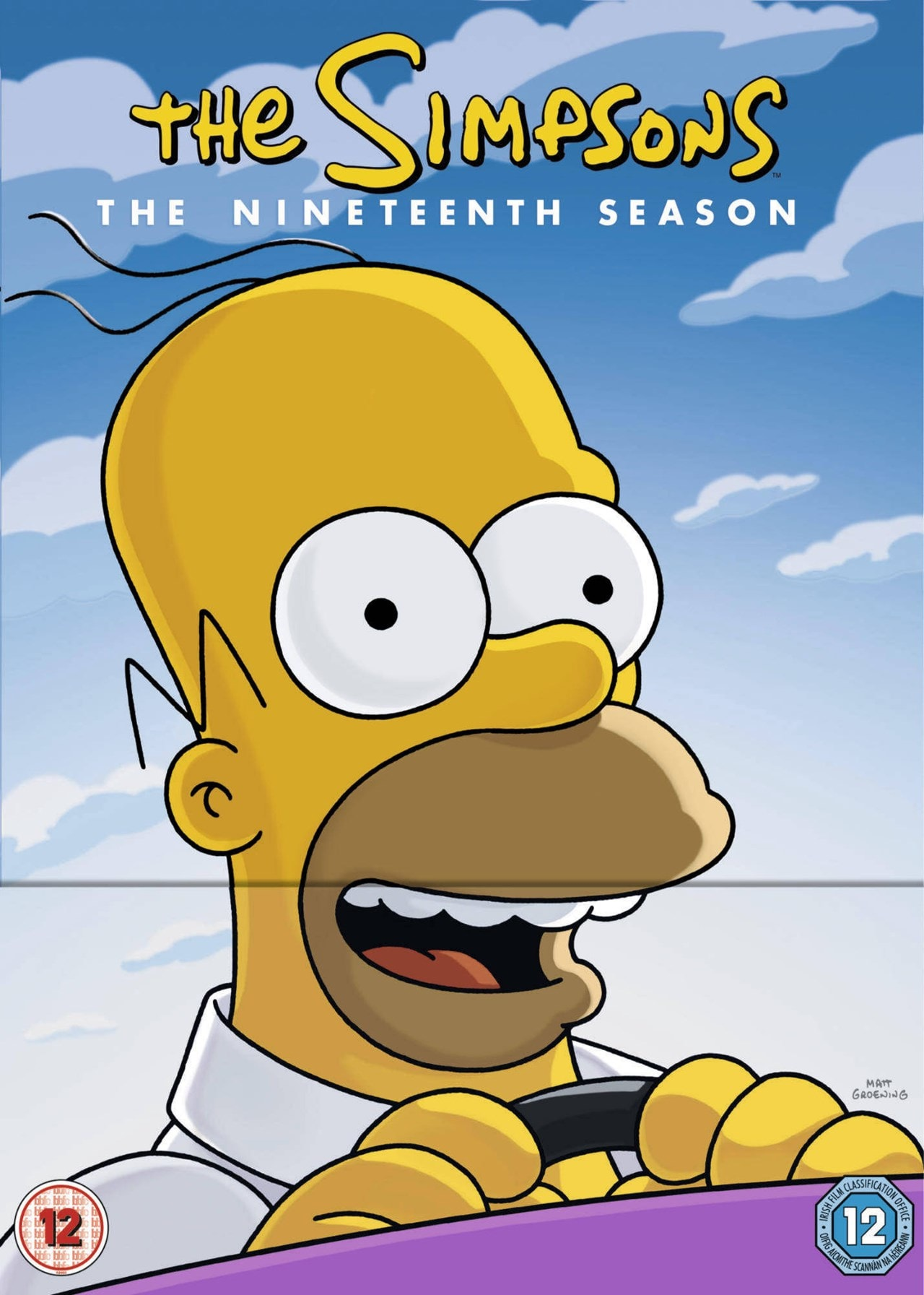 The Simpsons: The Nineteenth Season - 1