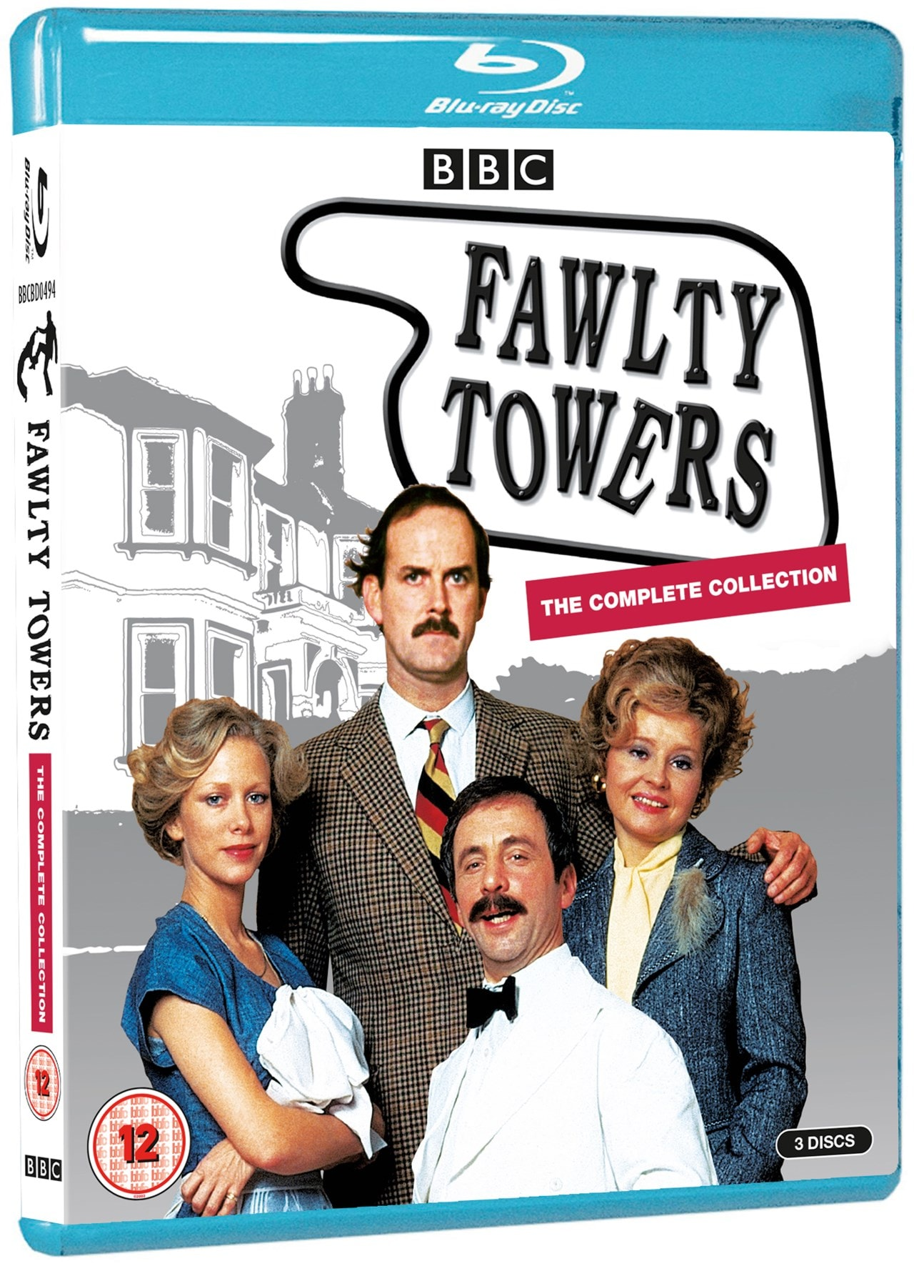 Fawlty Towers: The Complete Collection - 2