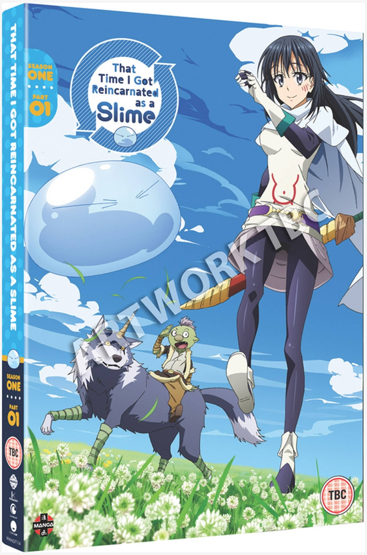 That Time I Got Reincarnated As a Slime: Season 1, Part 1 - 2