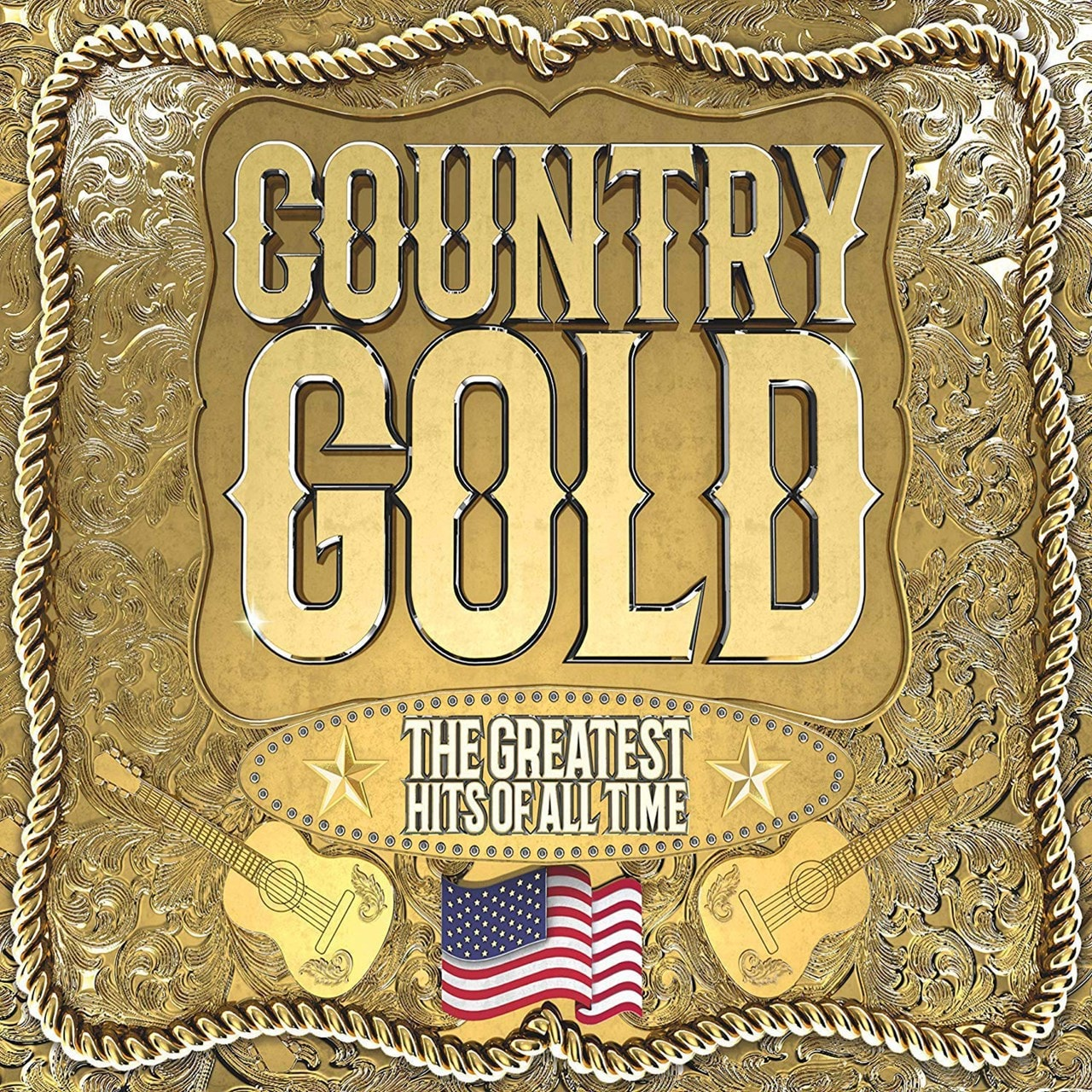 Country Gold: The Greatest Hits of All Time - 1