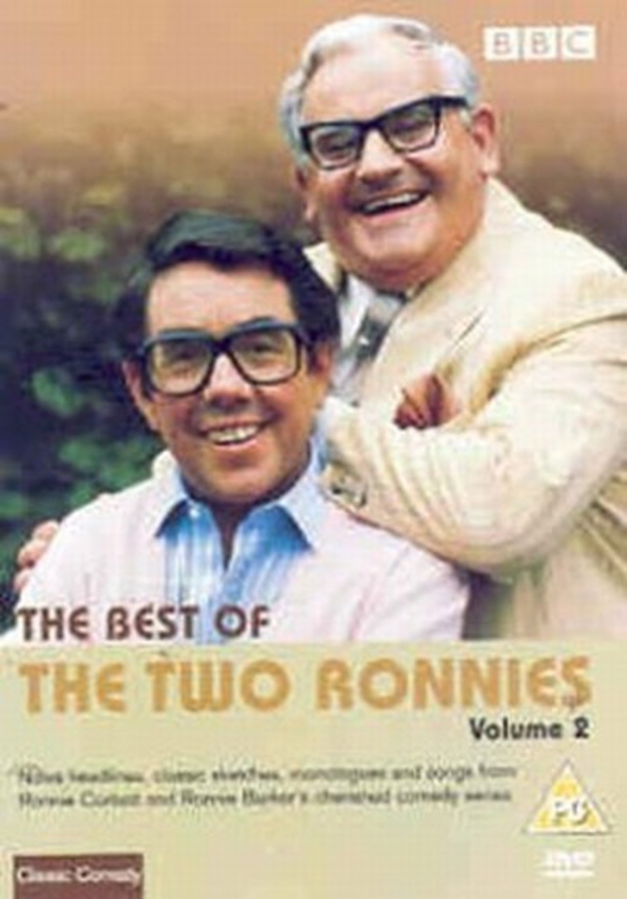 The Two Ronnies: Best of - Volume 2 - 1