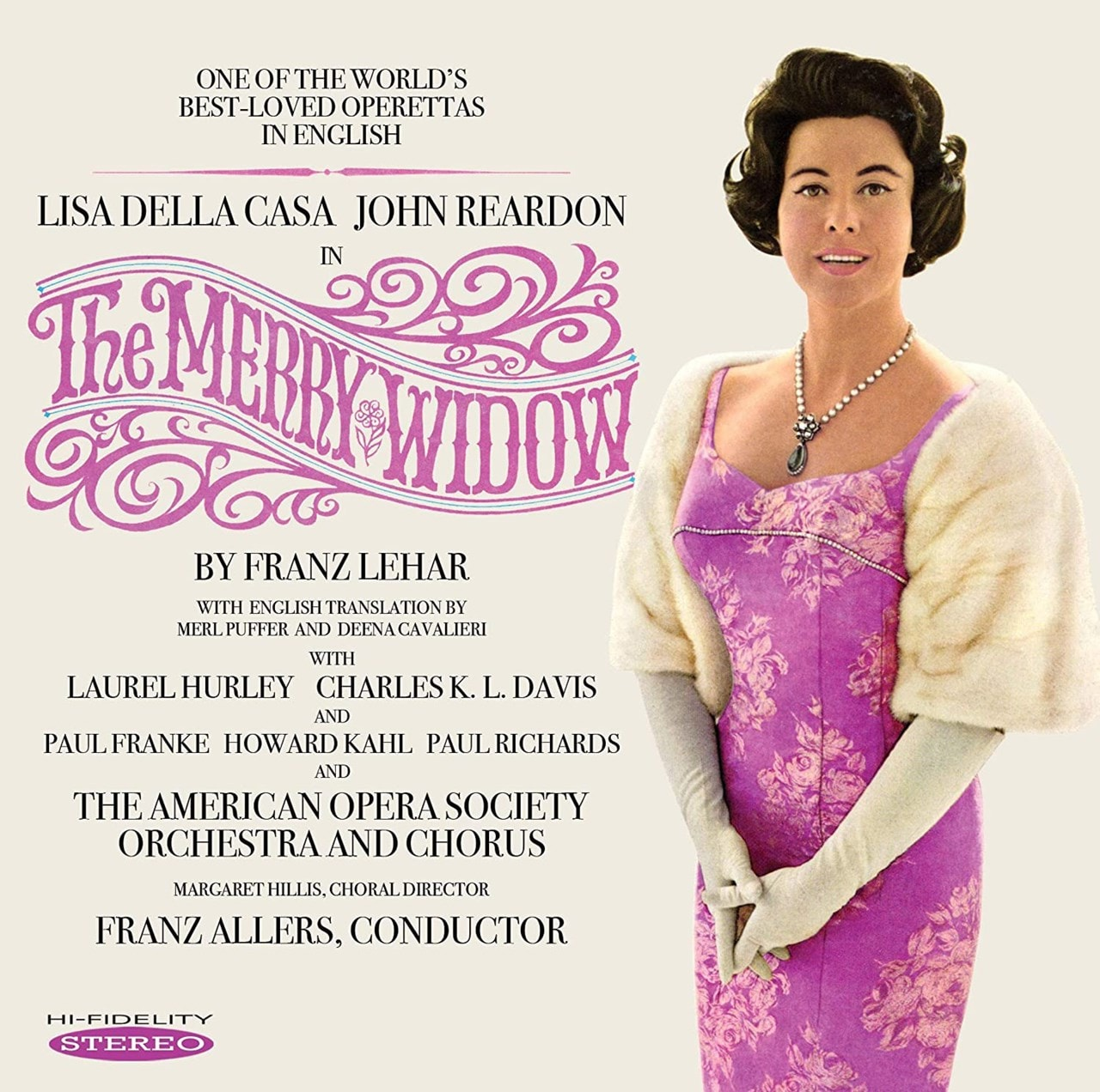 Franz Lehar: The Merry Widow - 1