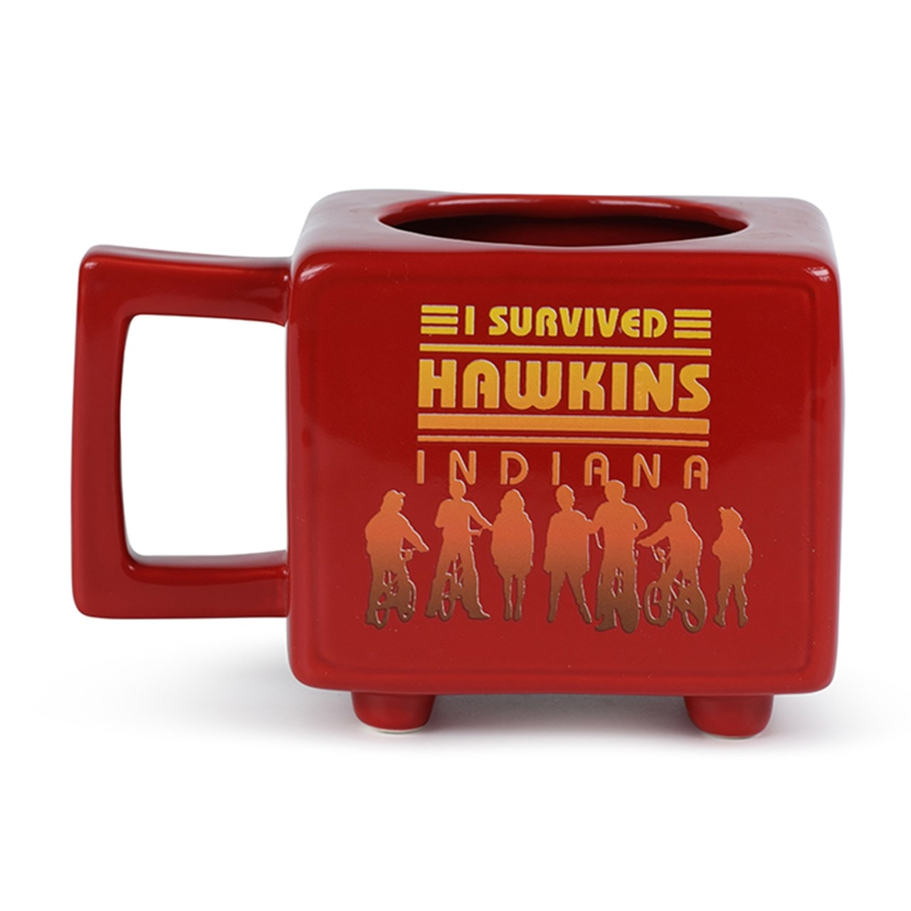 I Survived Hawkins: Stranger Things Heat Change Mug - 3