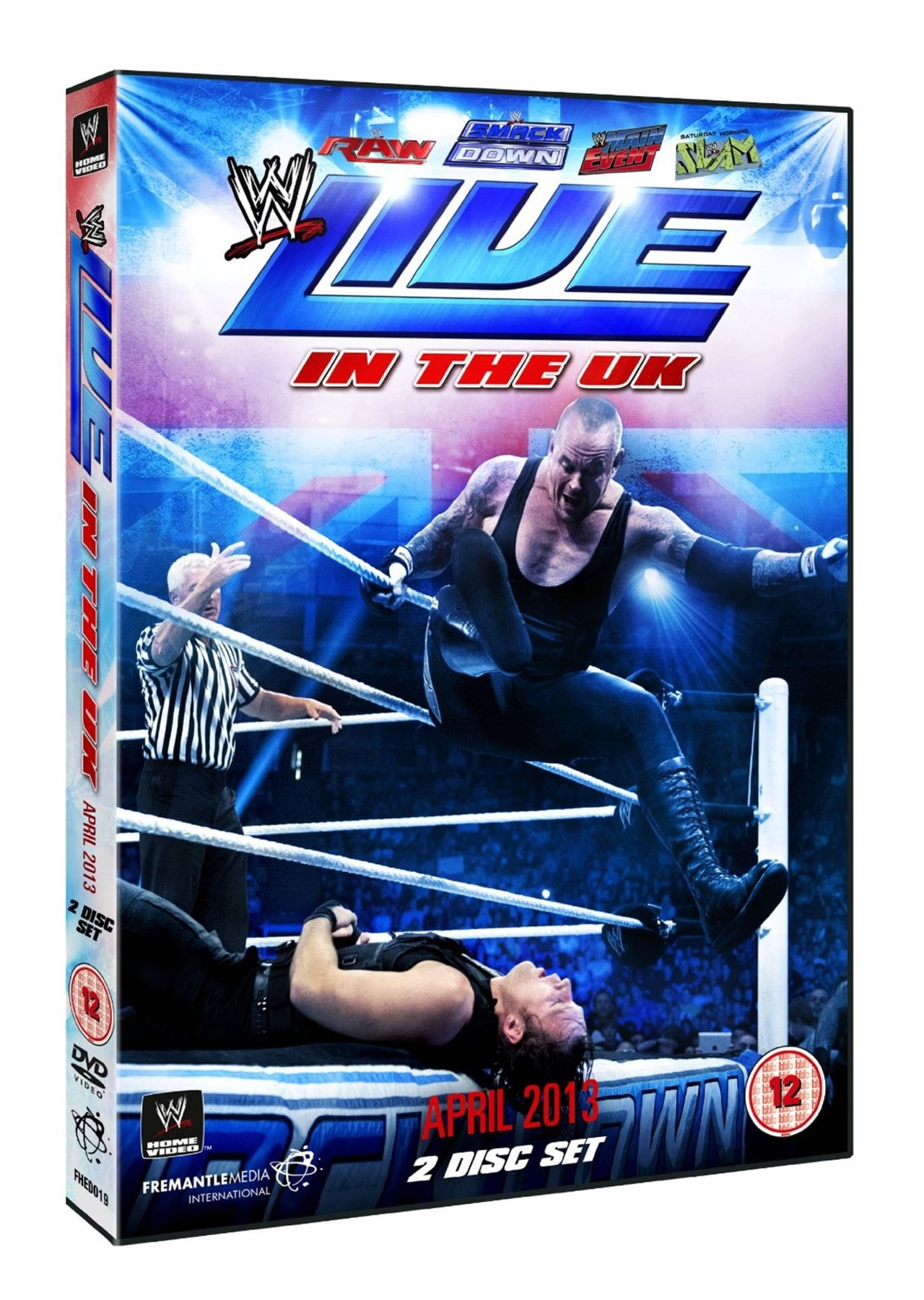WWE: Live in the UK - April 2013 - 1