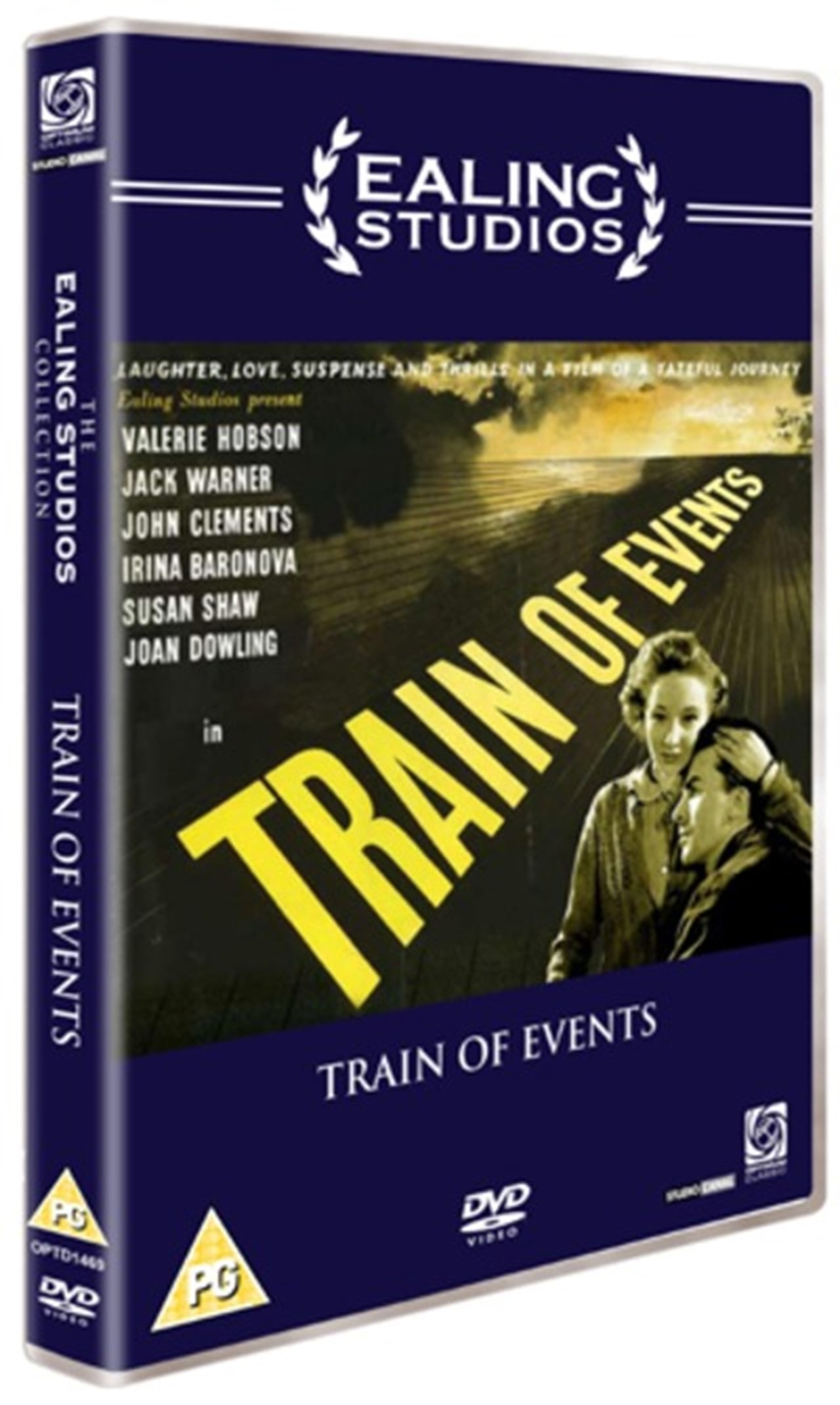 Train of Events - 1