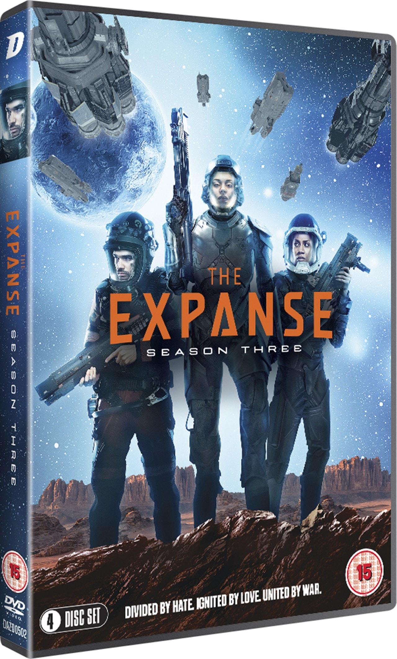 The Expanse: Season Three - 2