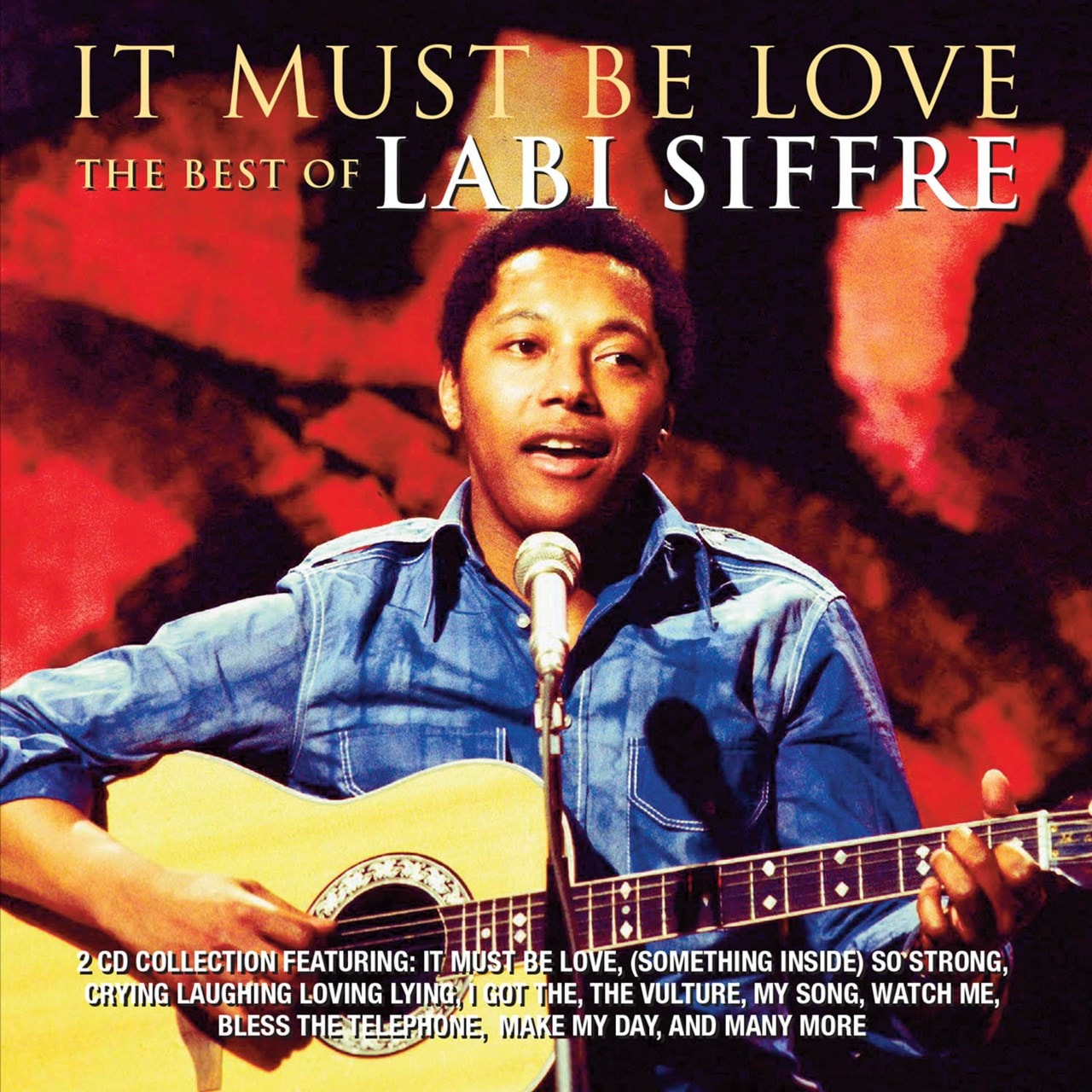 It Must Be Love: The Best of Labi Siffre - 1