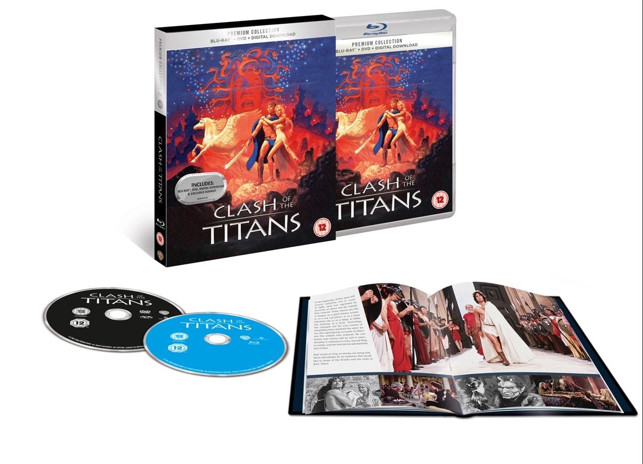Clash of the Titans (hmv Exclusive) - The Premium Collection - 2