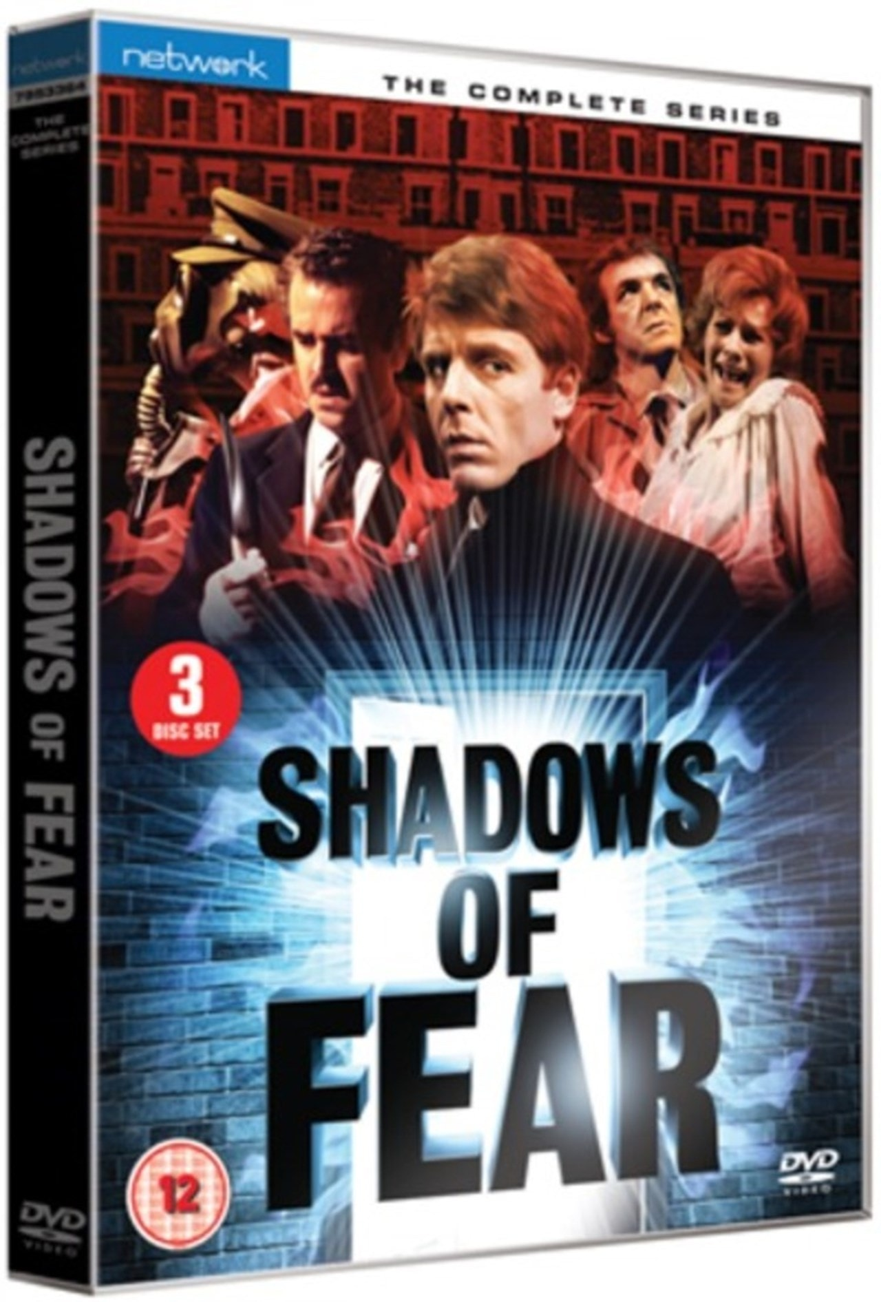 Shadows of Fear: The Complete Series - 1