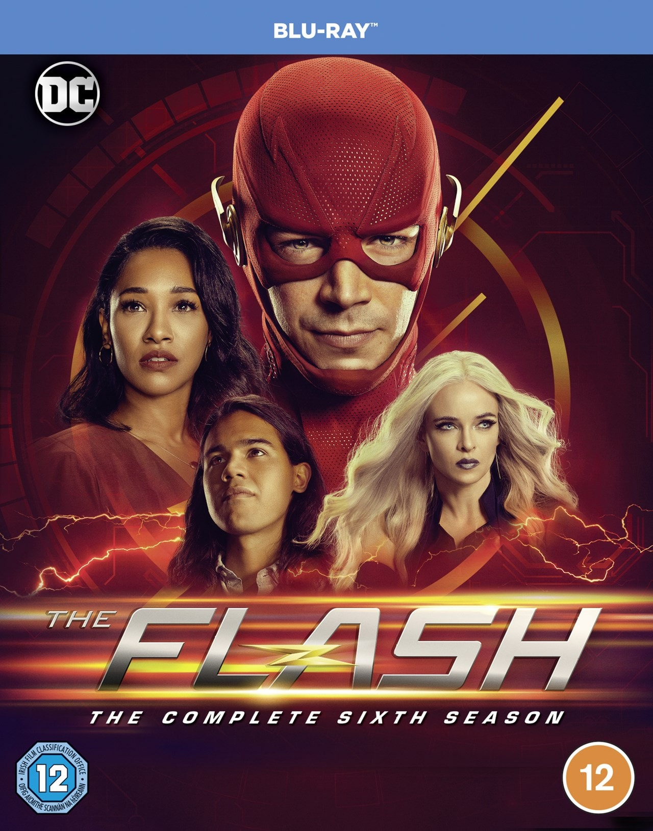 The Flash: The Complete Sixth Season - 1