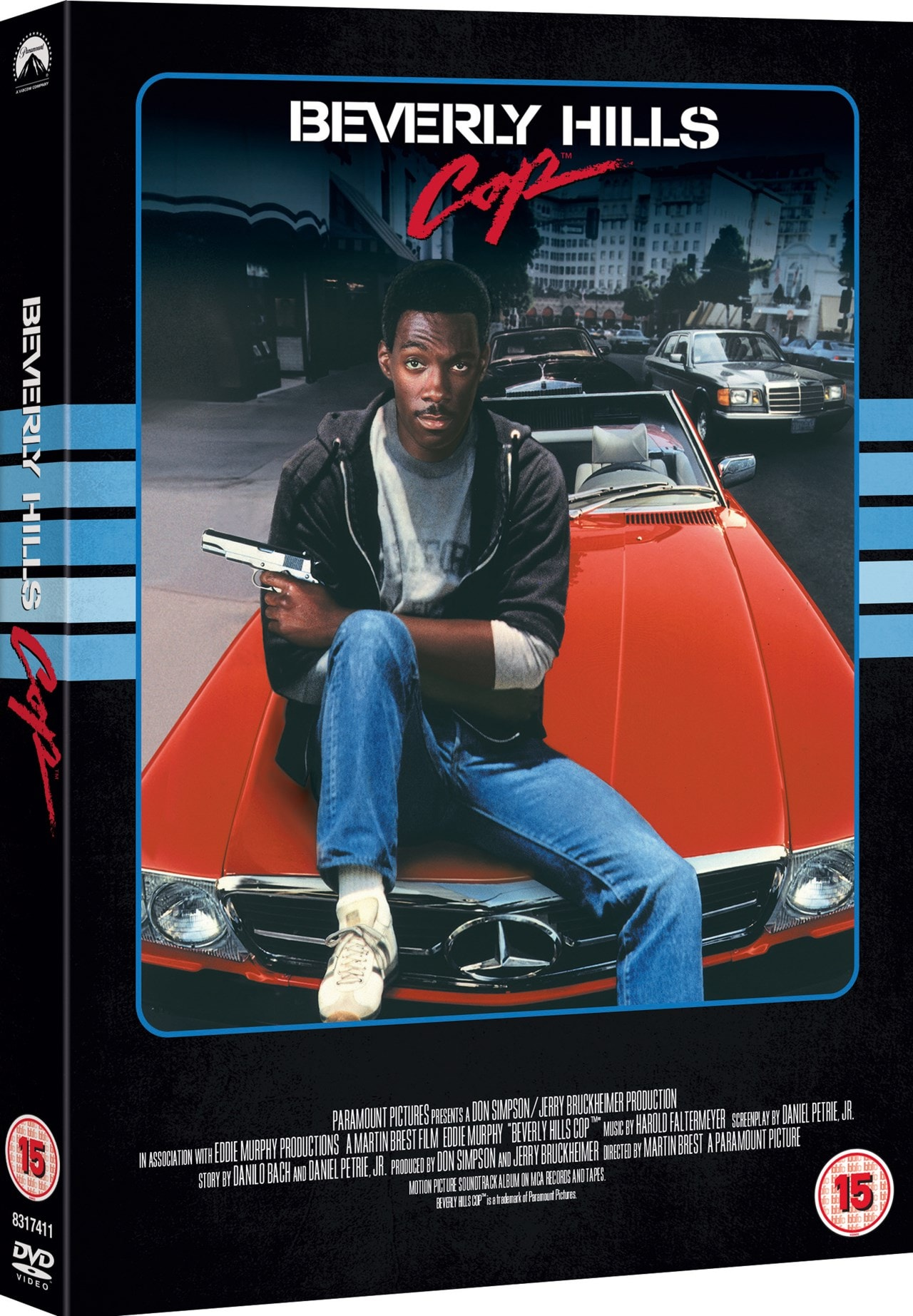 Beverly Hills Cop - Retro Classics (hmv Exclusive) - 2