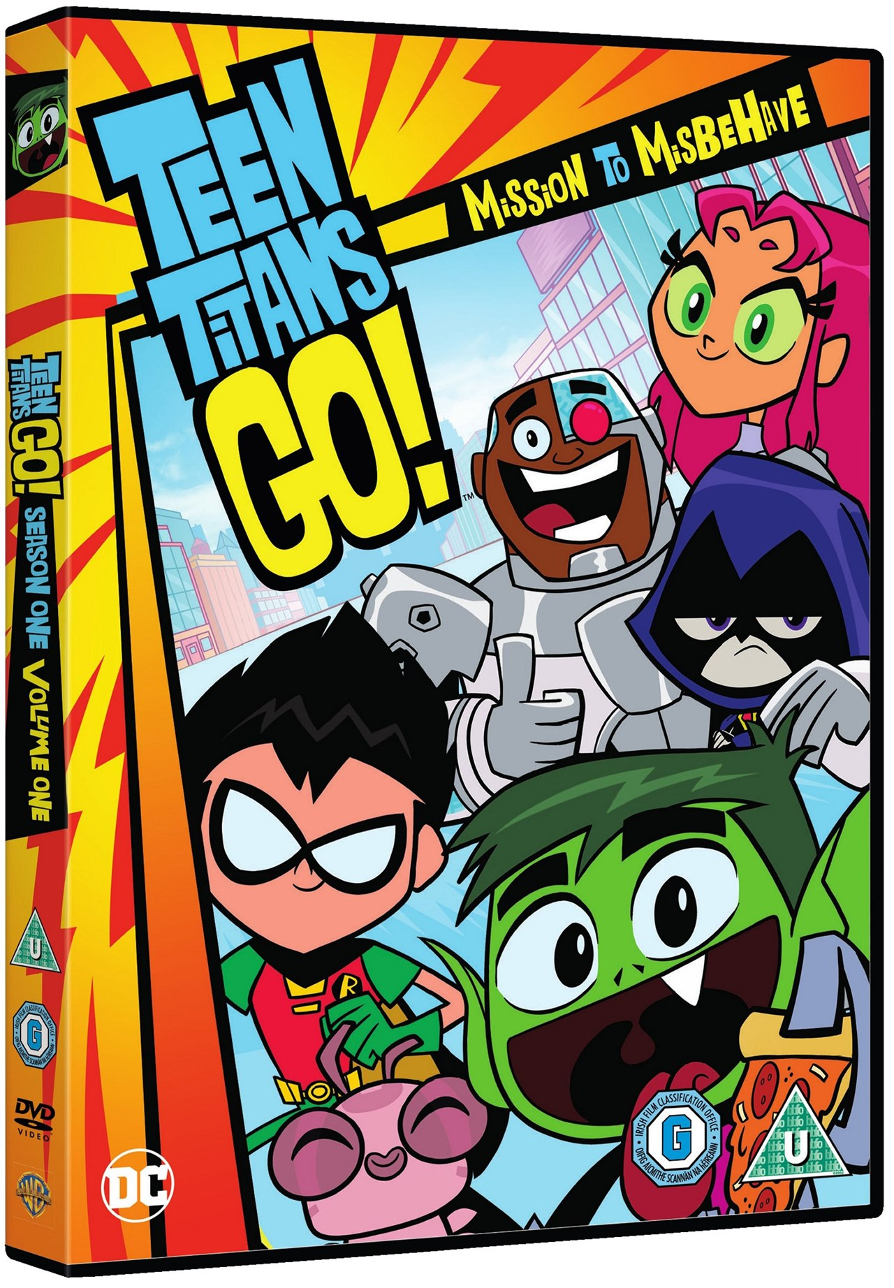 Teen Titans Go!: Mission to Misbehave - 2