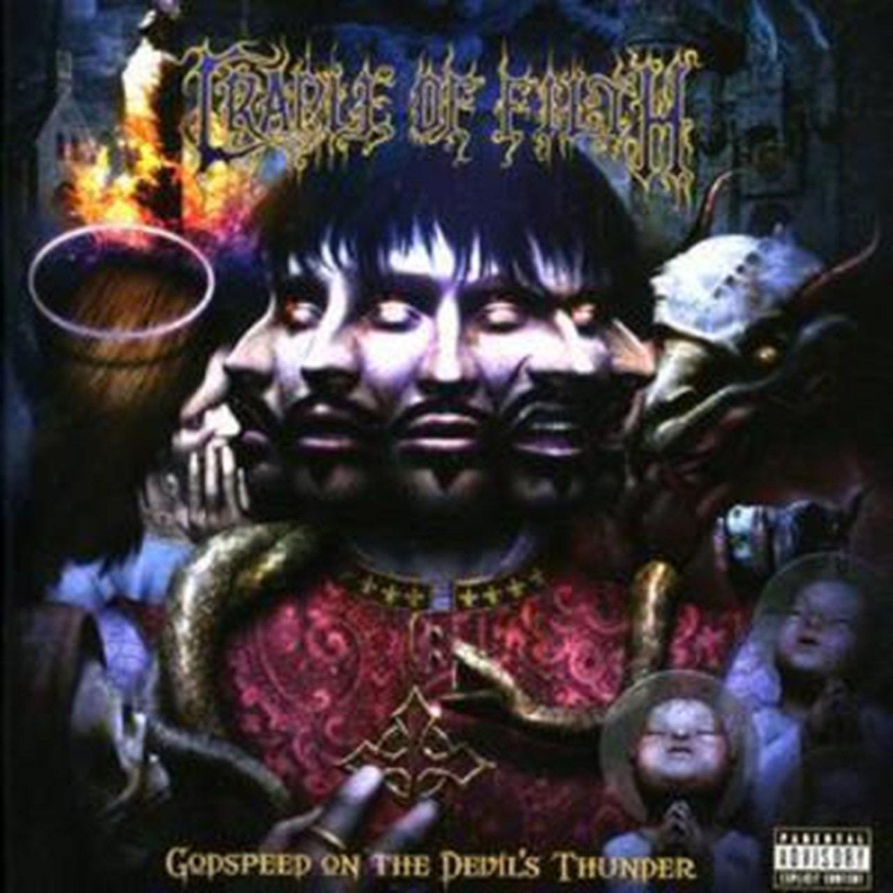 Godspeed On the Devil's Thunder - 1