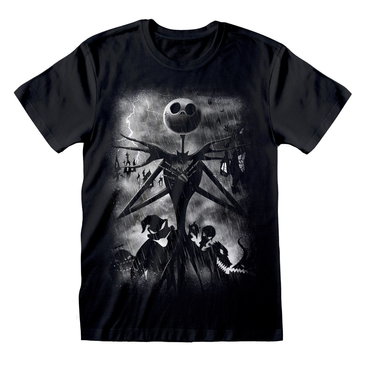 The Nightmare Before Christmas: Stormy Skies (Small) - 1