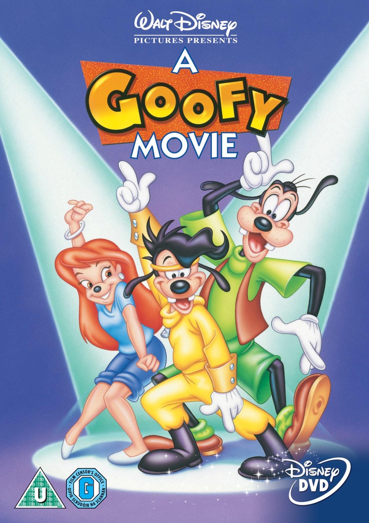 A Goofy Movie - 1