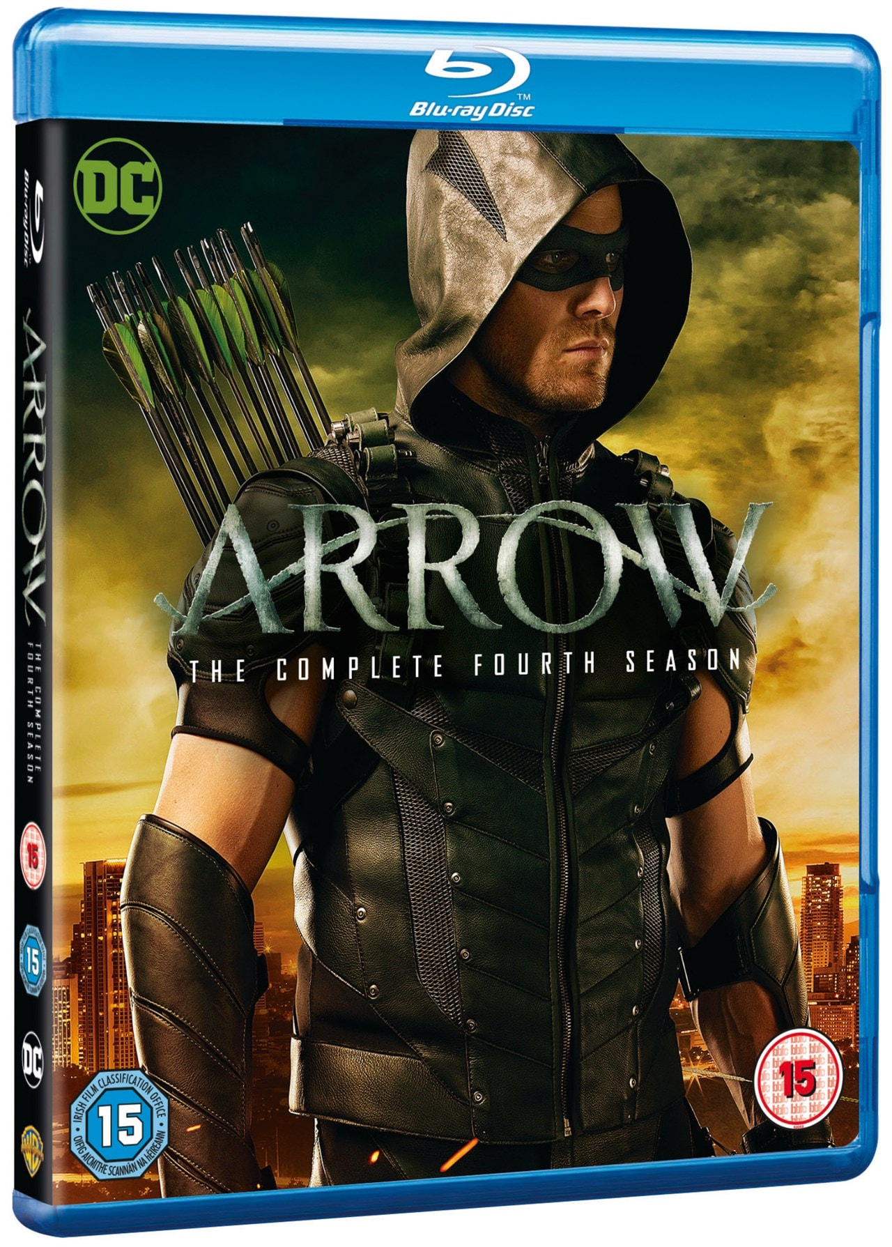 Arrow: The Complete Fourth Season - 2