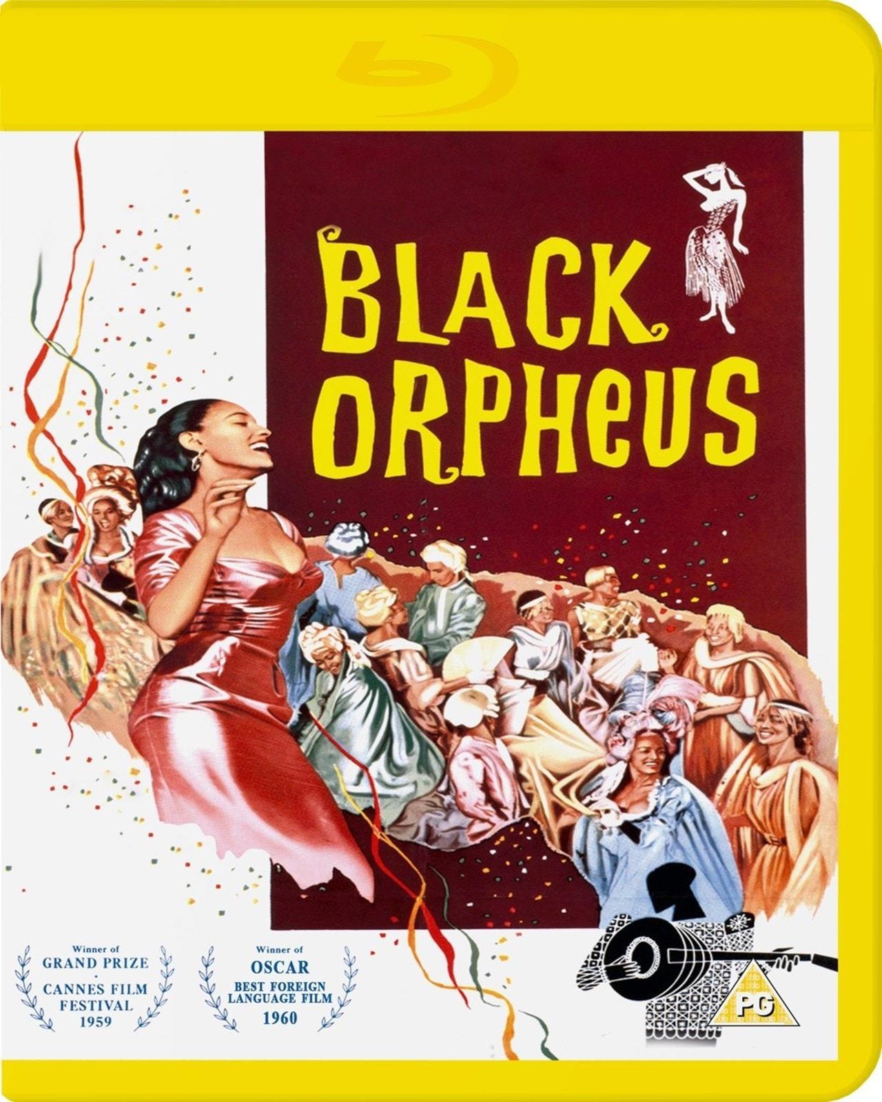 Black Orpheus - 1