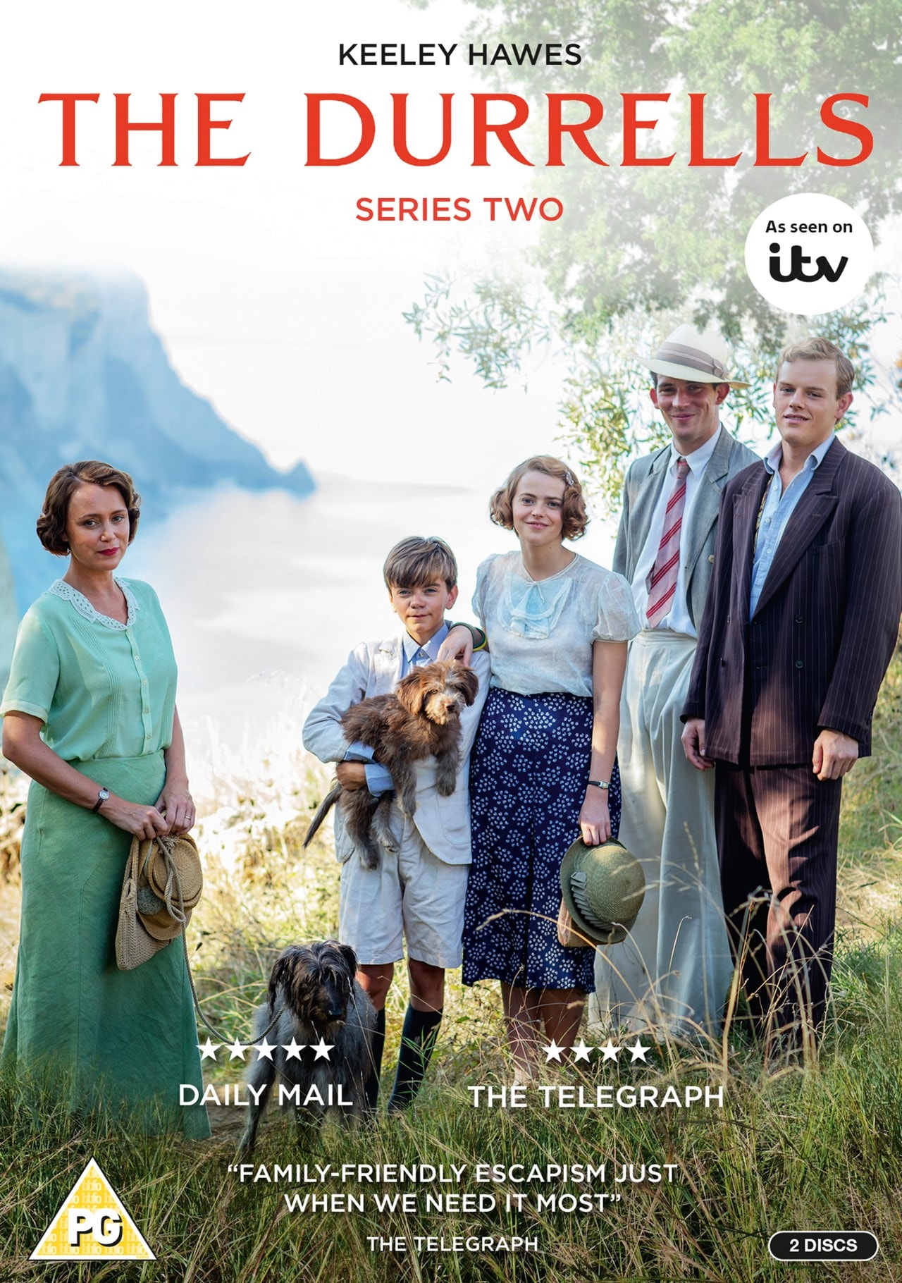 The Durrells: Series Two - 1