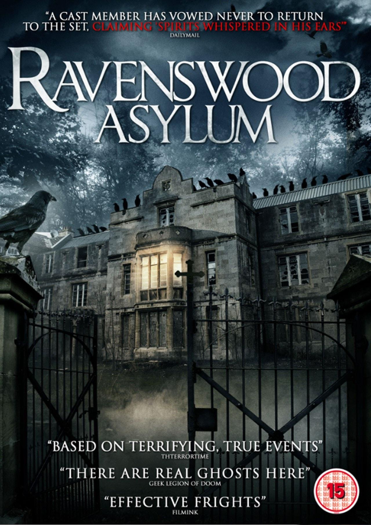 Ravenswood Asylum - 1
