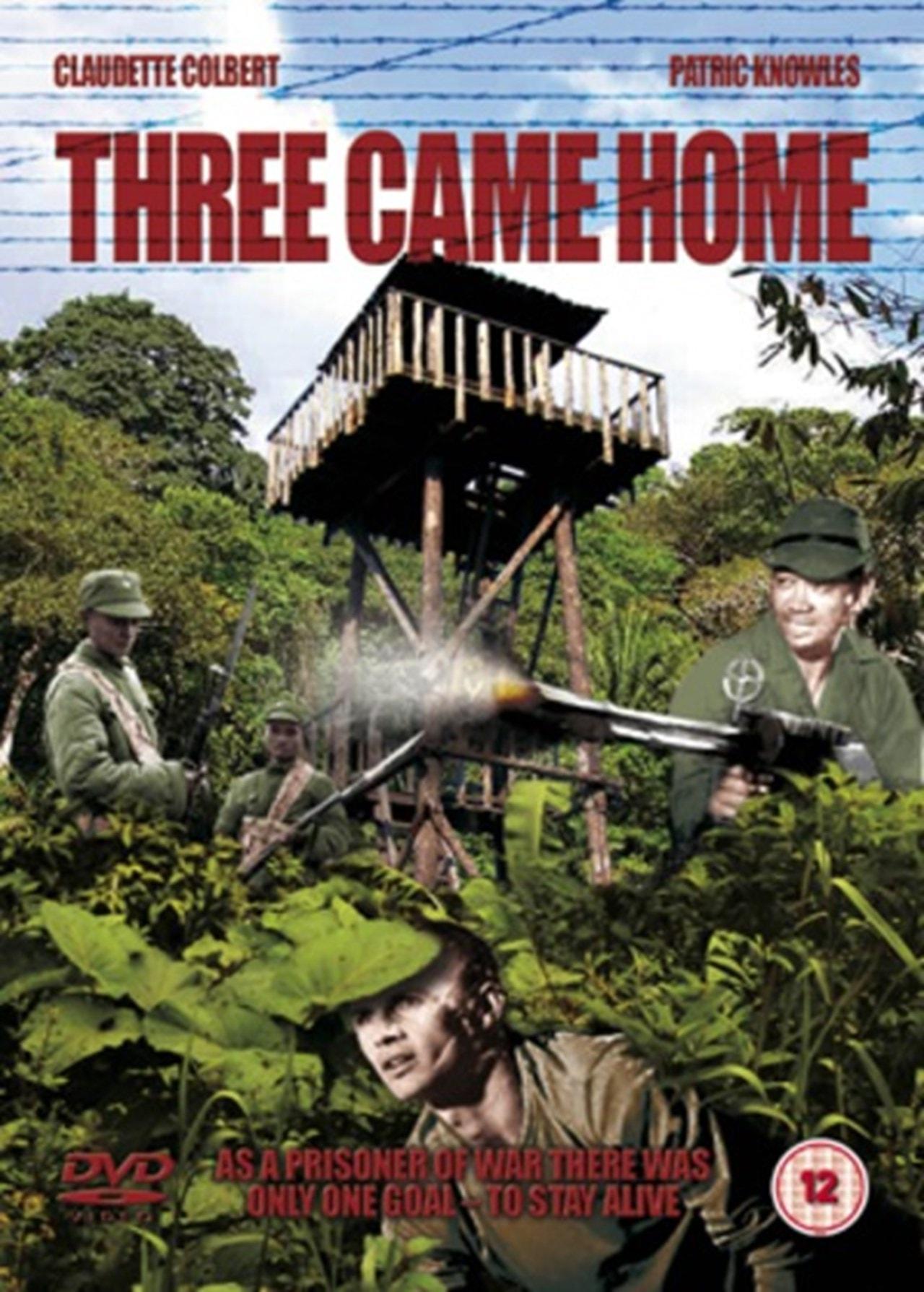 Three Came Home - 1