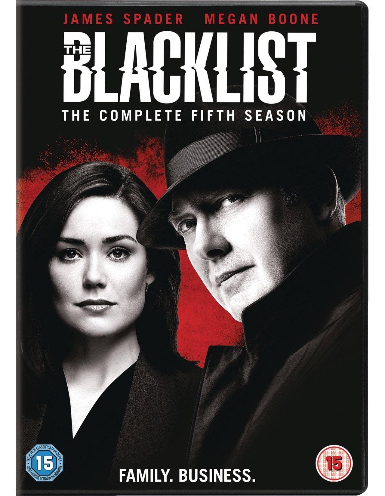 The Blacklist: The Complete Fifth Season - 1