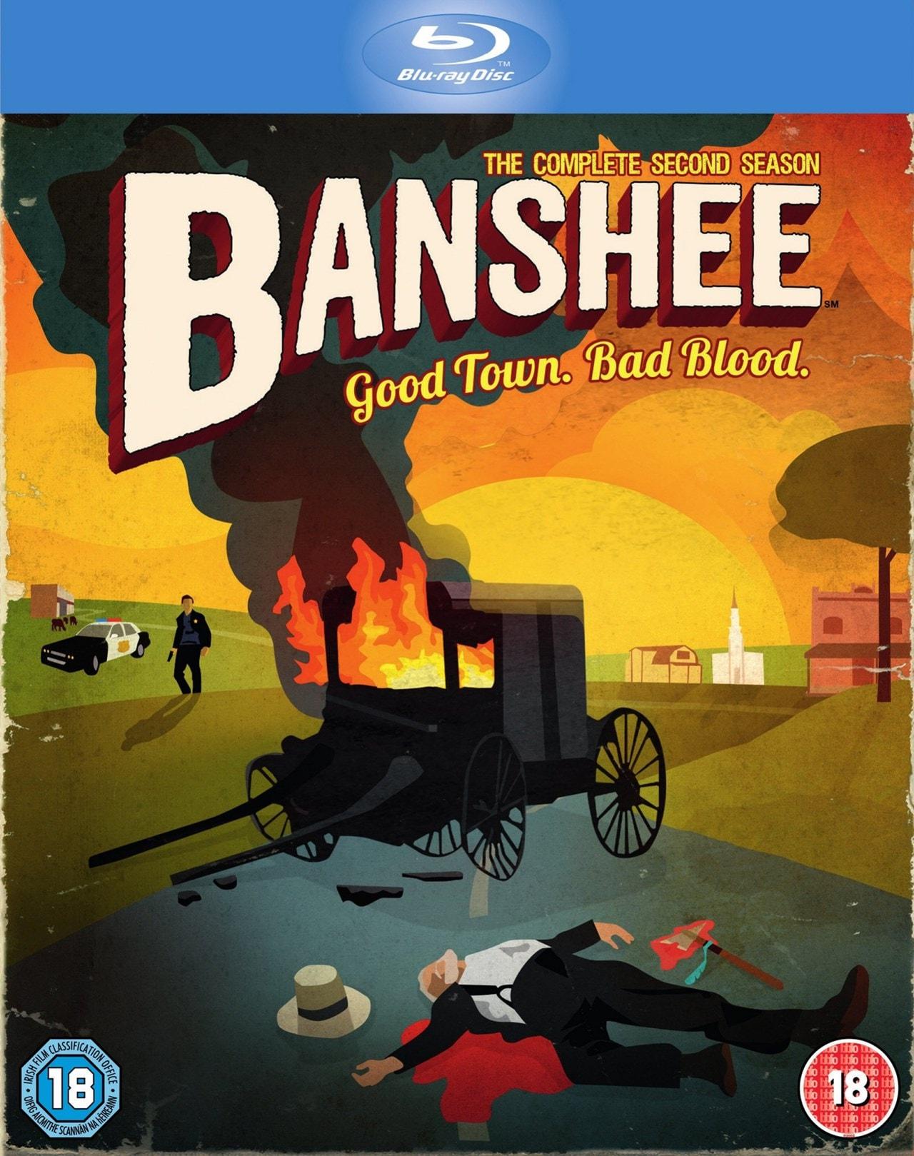 Banshee: The Complete Second Season - 1