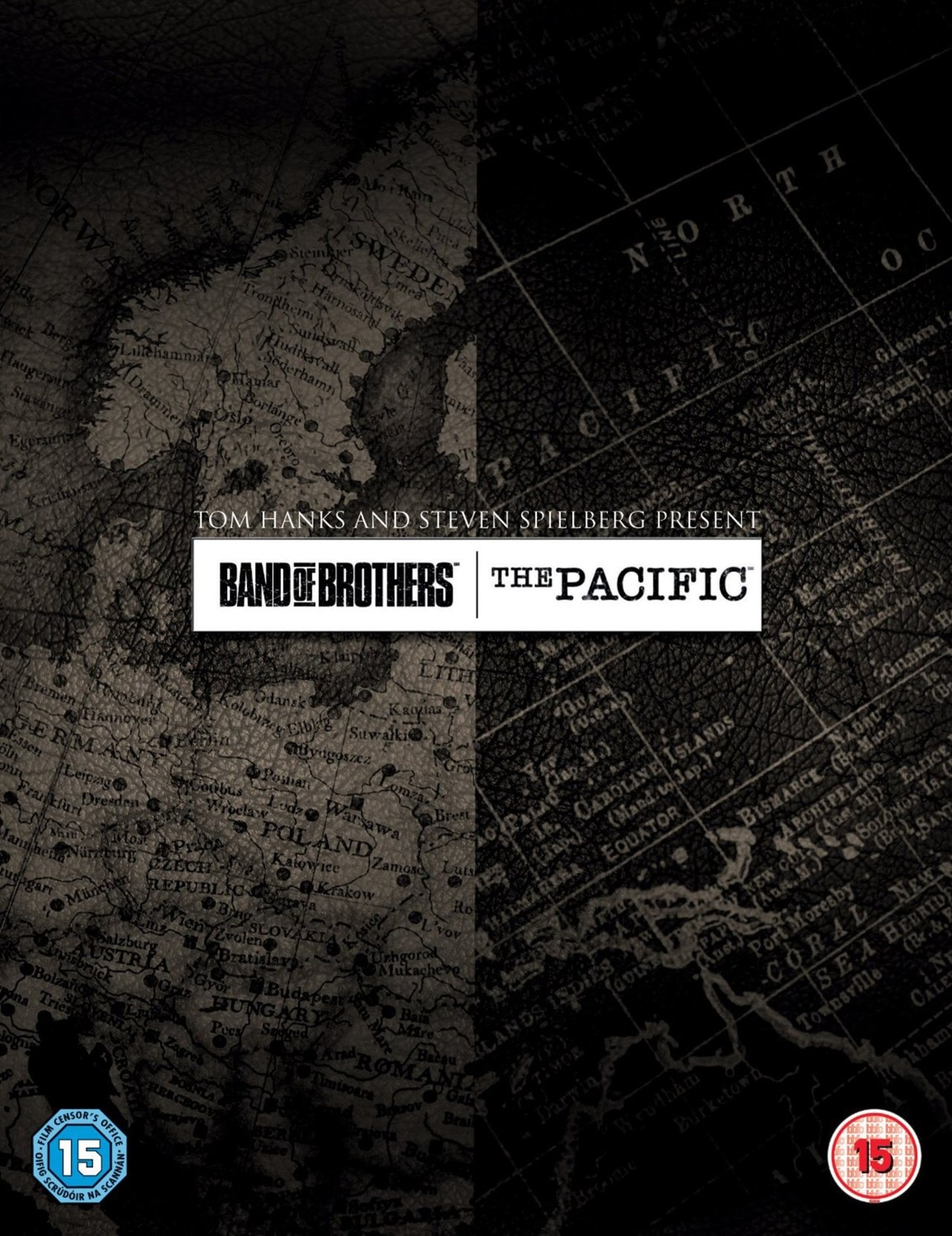 Band of Brothers/The Pacific - 1