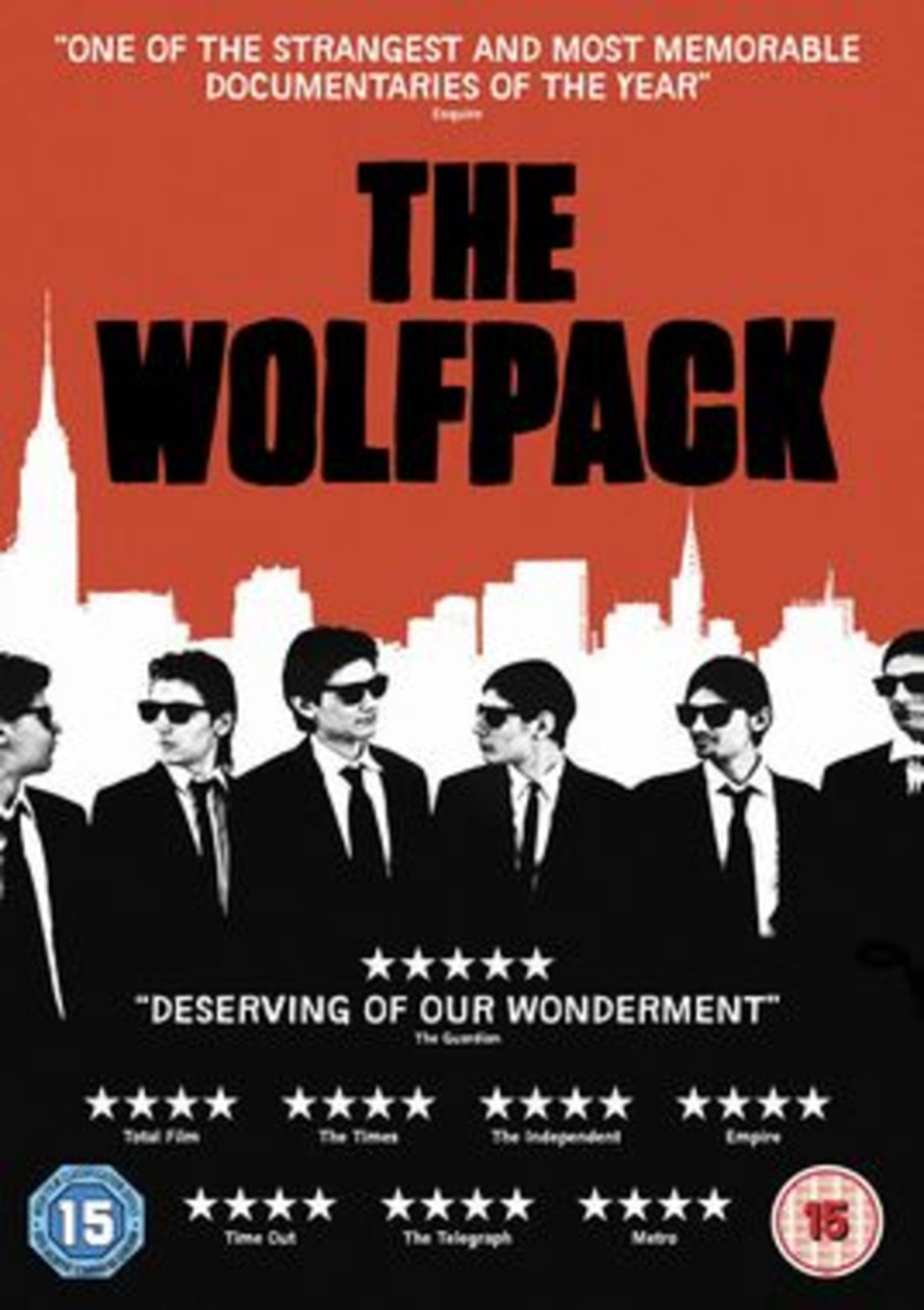 The Wolfpack - 1