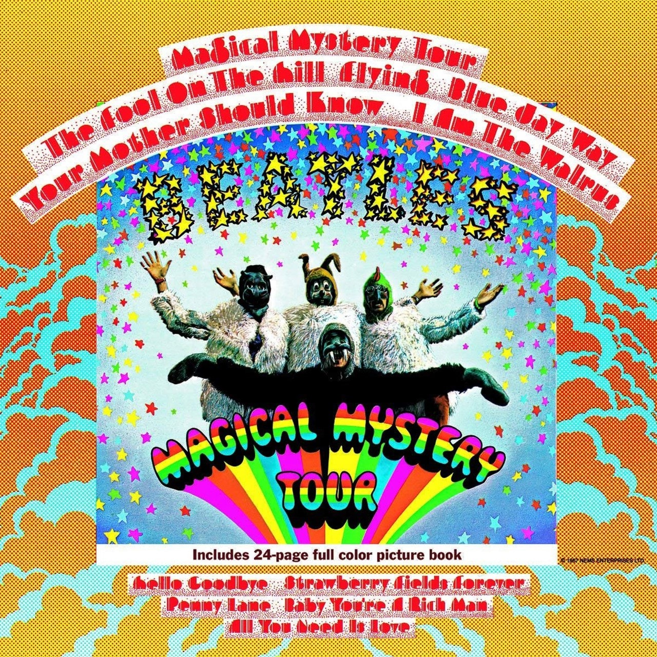 Magical Mystery Tour - 1
