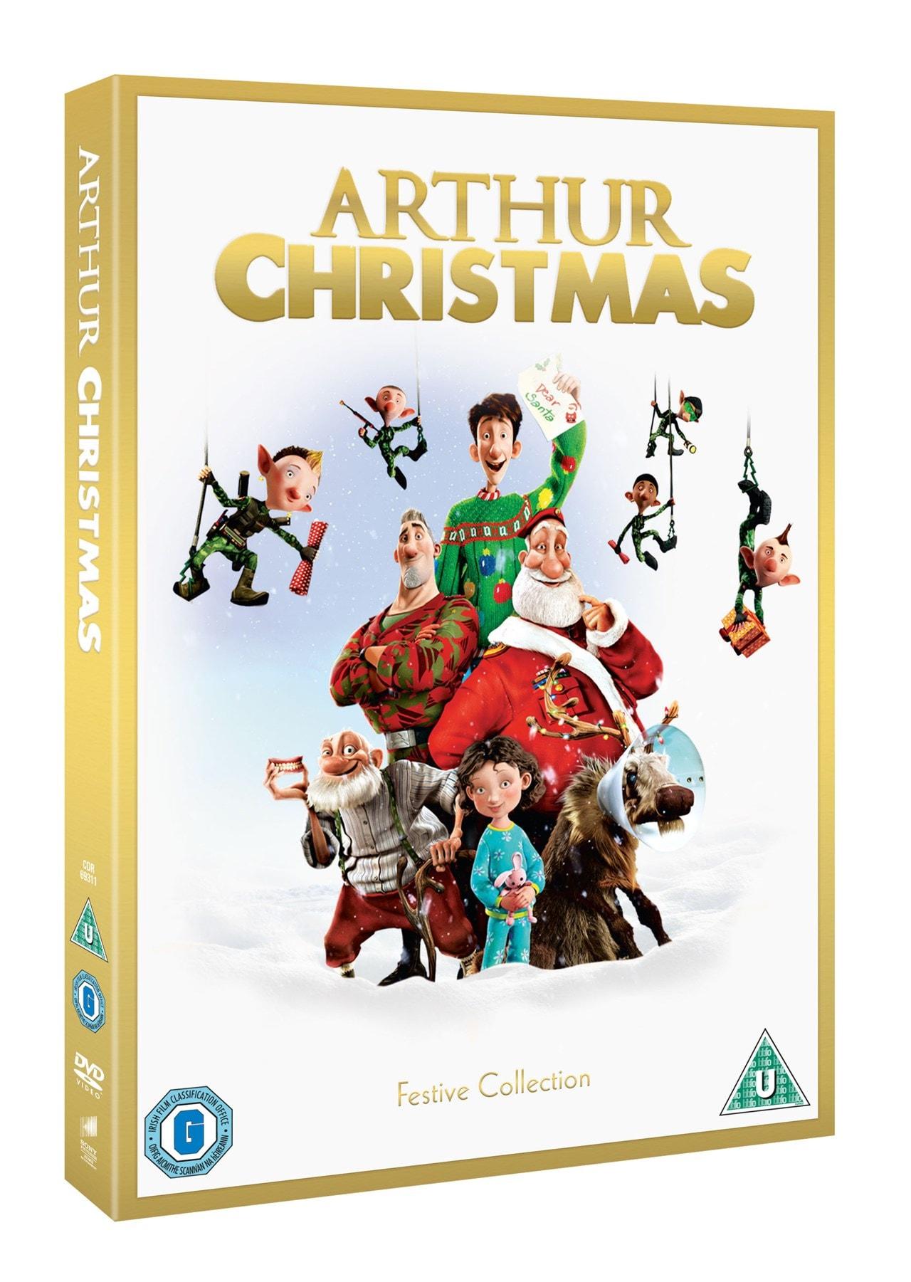 Arthur Christmas (hmv Christmas Classics) - 2
