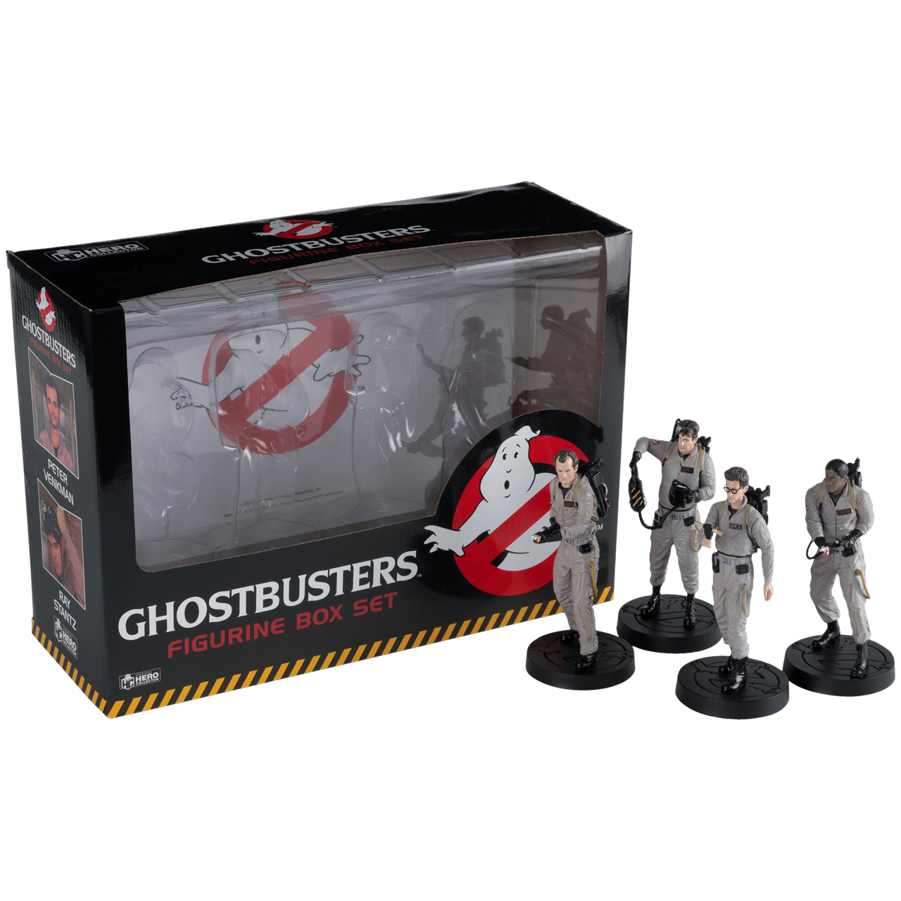 Ghostbusters 4 Figurine Set: Hero Collector - 1