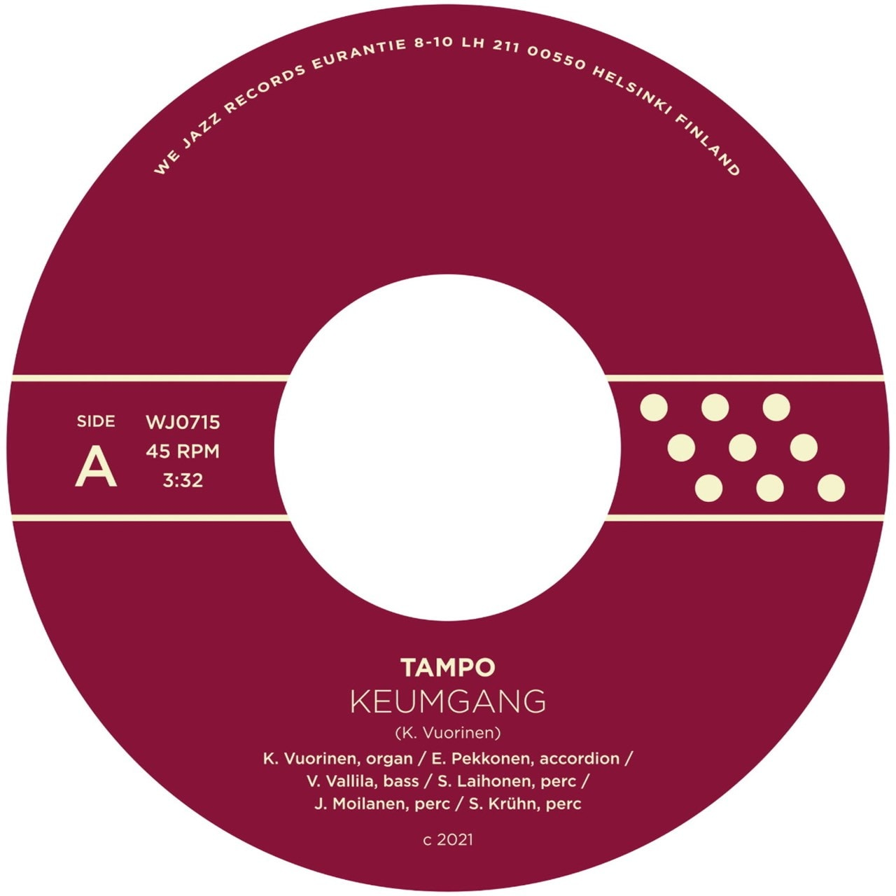 Keumgang/Tampomambo - 1