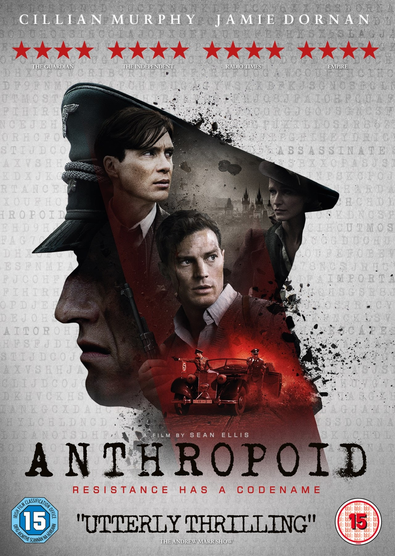 Anthropoid - 1