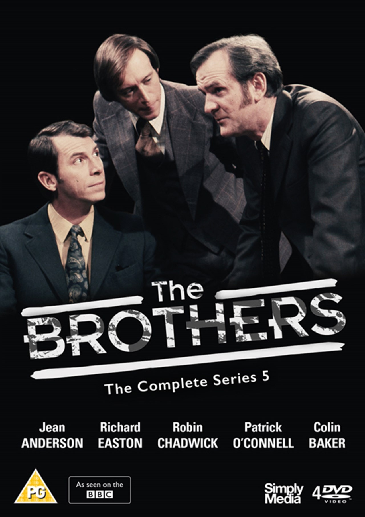 The Brothers: The Complete Series 5 - 1
