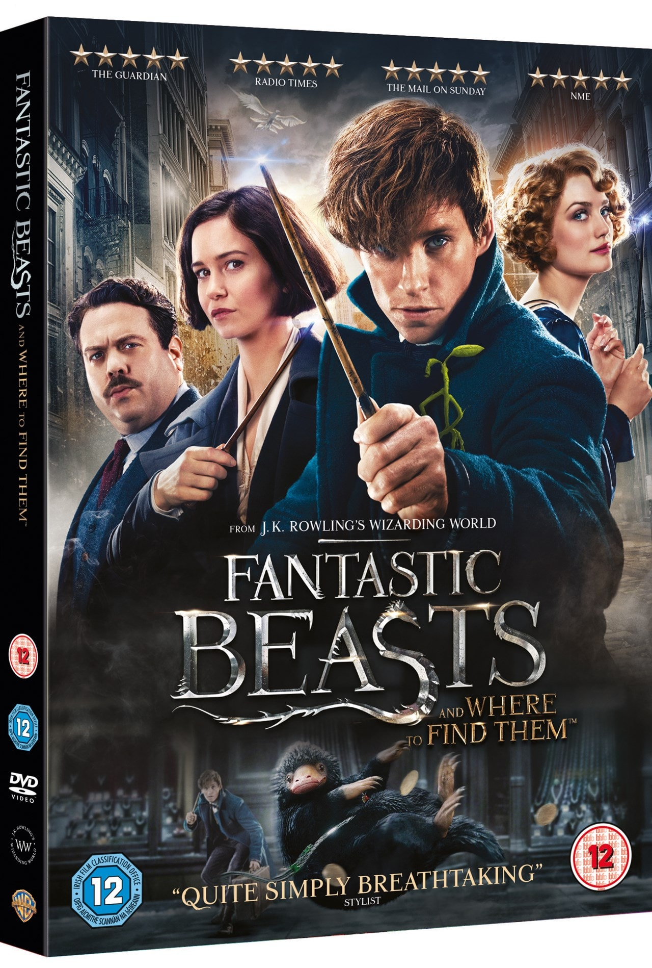 Fantastic Beasts and Where to Find Them - 2