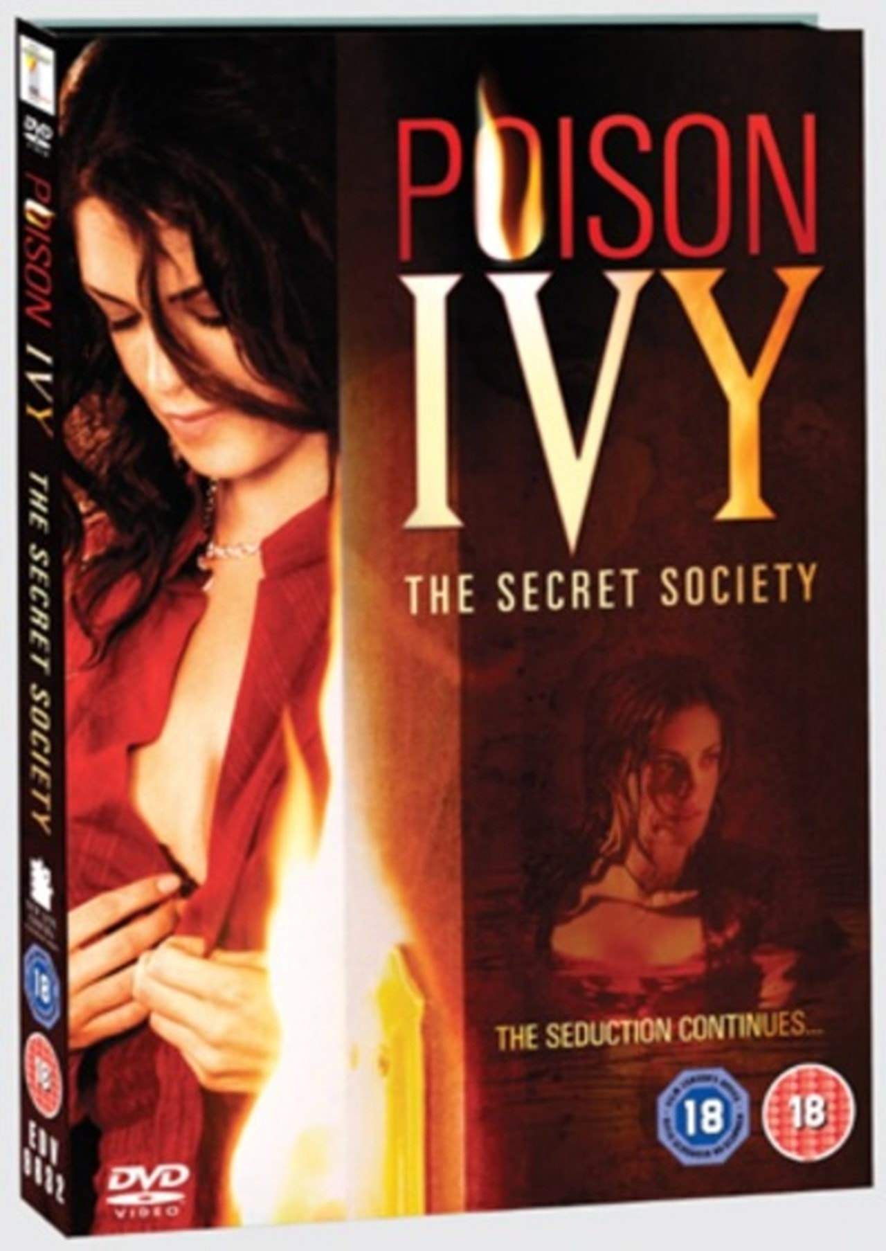 Poison Ivy: The Secret Society - 1