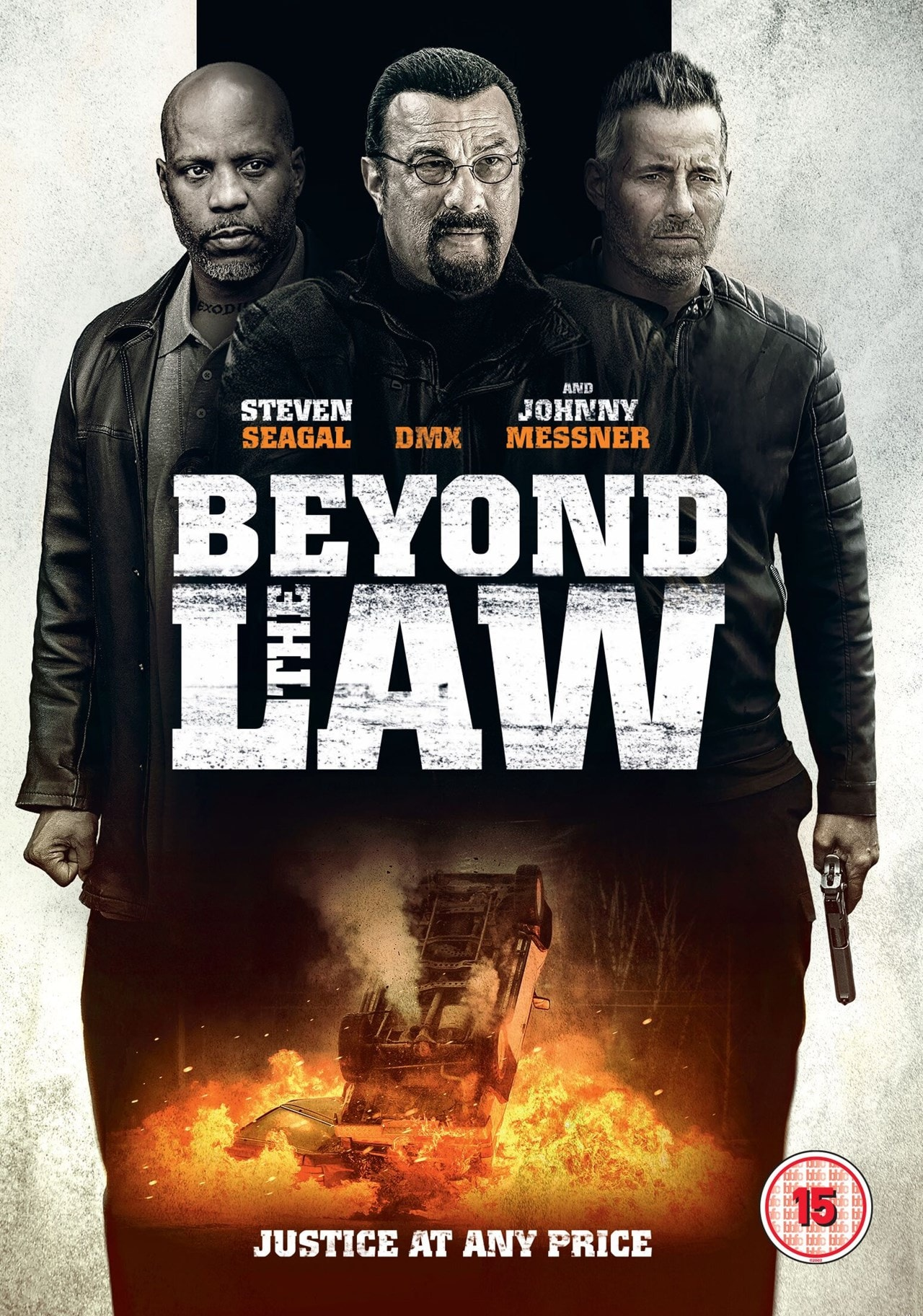 Beyond the Law - 1