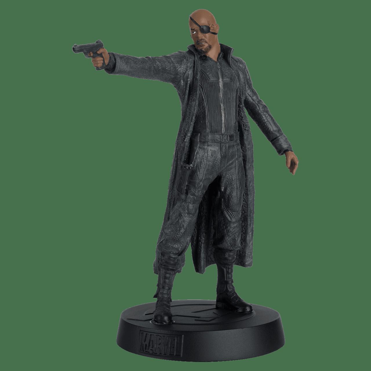Nick Fury: Marvel Figurine: Hero Collector - 2