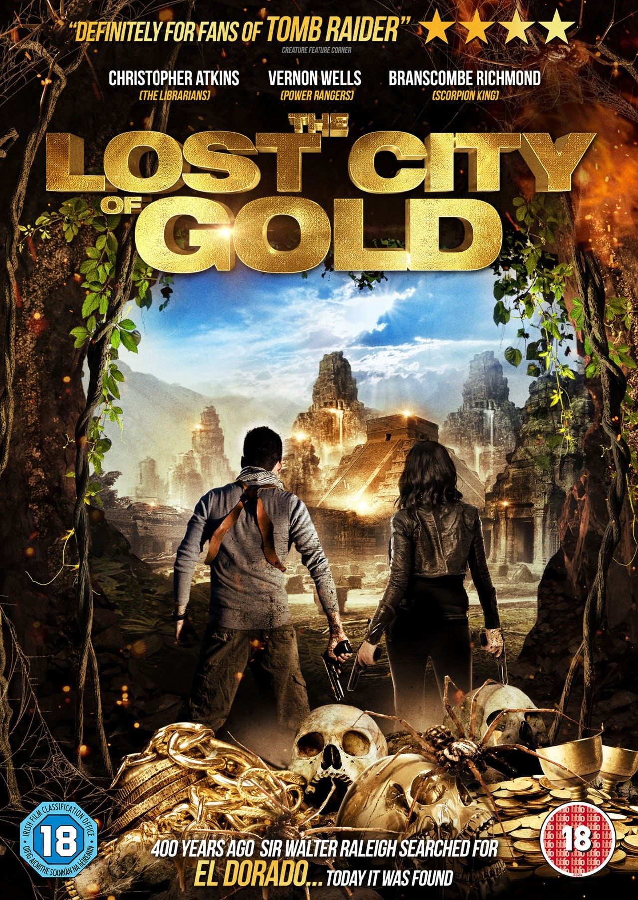The Lost City of Gold - 1