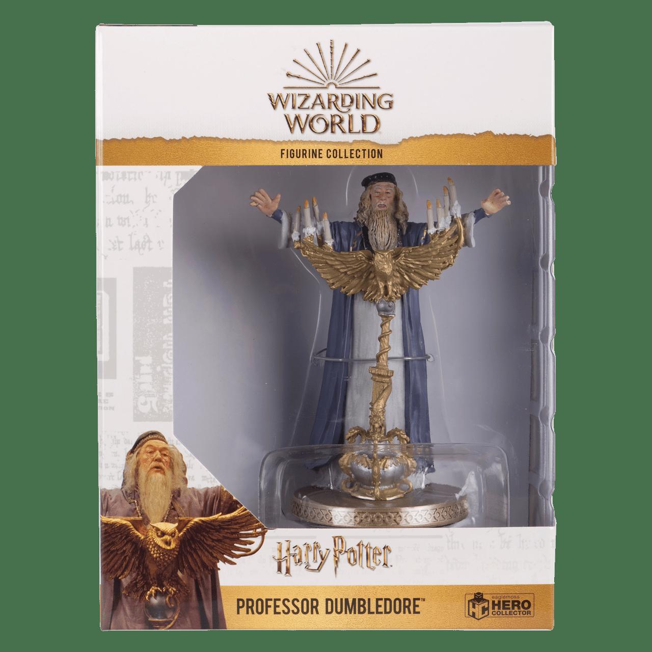 Albus Dumbledore: Michael Gambon: Harry Potter Figurine: Hero Collector - 3