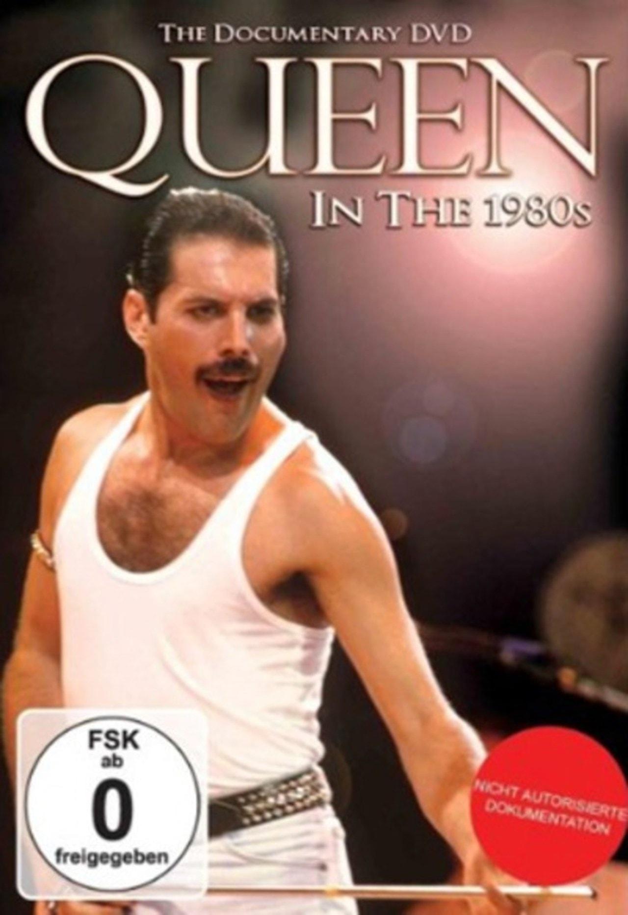 Queen: Queen in the 1980s - 1