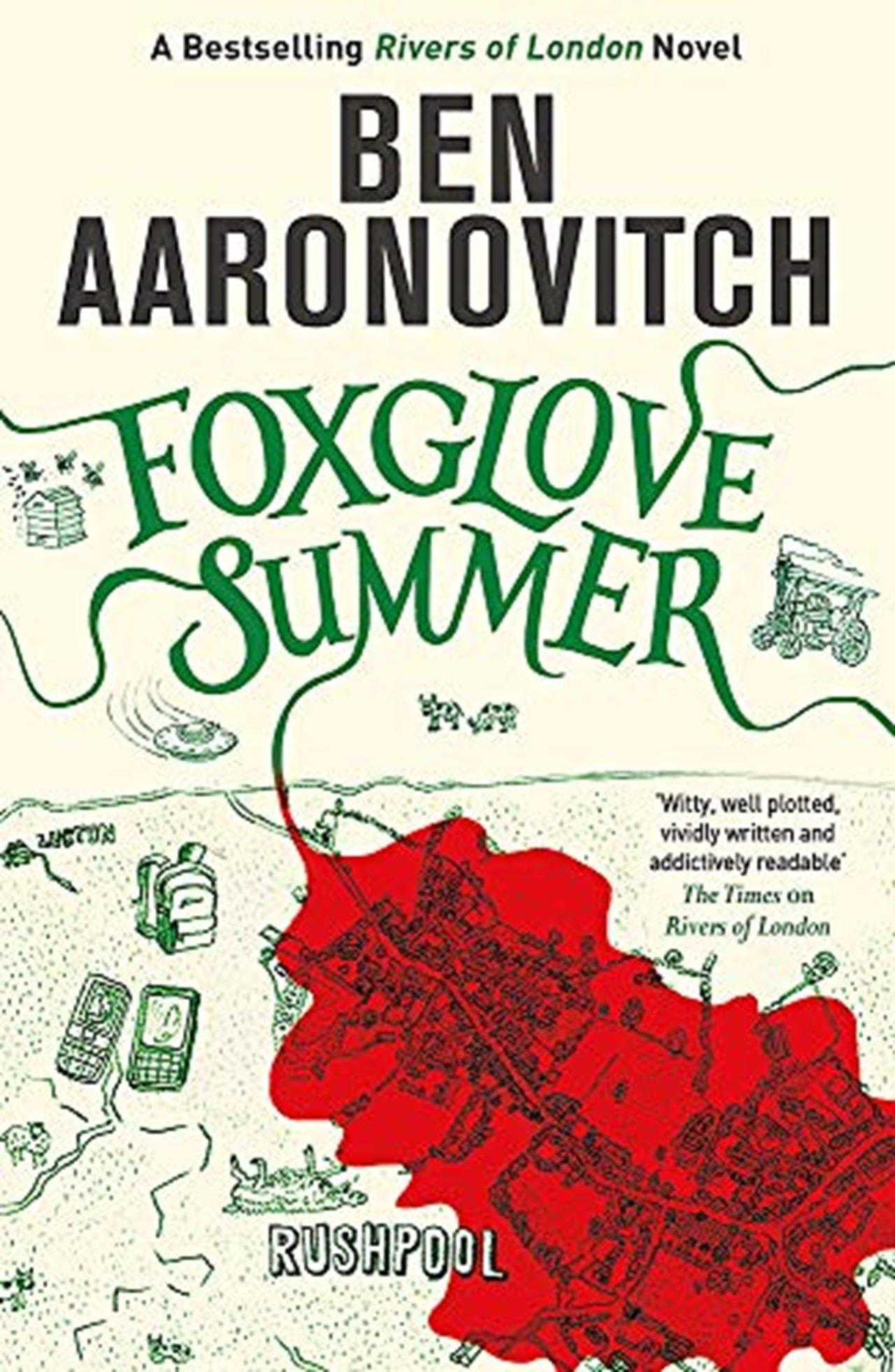 Foxglove Summer - 1