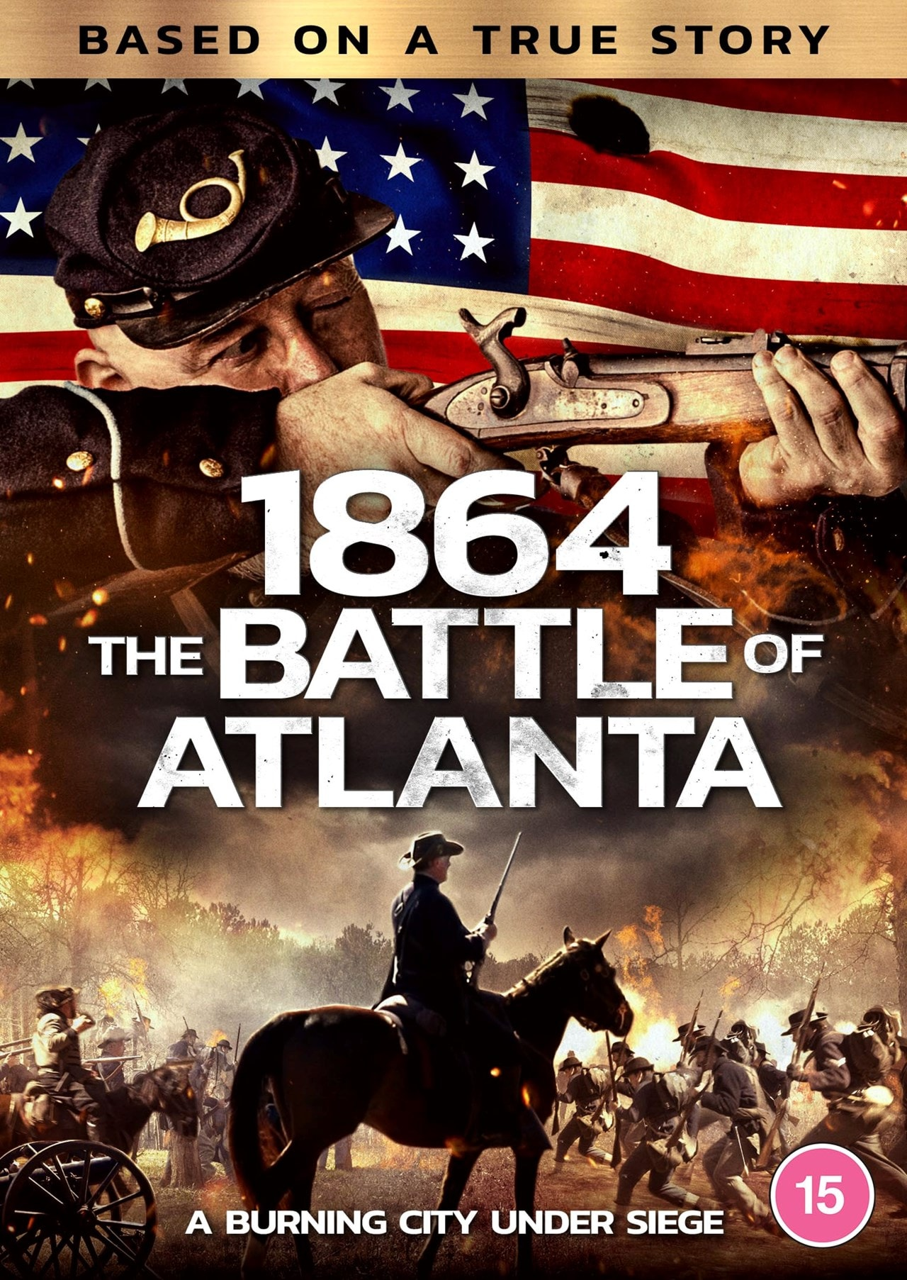 1864: The Battle of Atlanta - 1