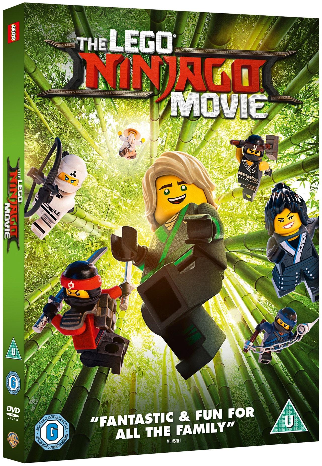 The LEGO Ninjago Movie - 2